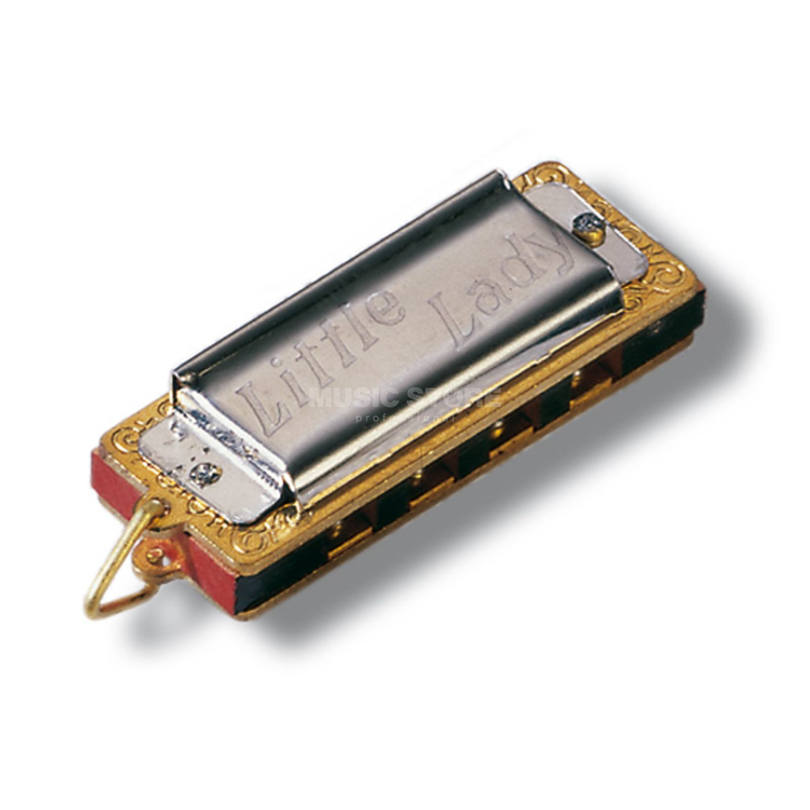 Hohner Little Lady Harmonica C Major - ca. 3.5cm Image du produit