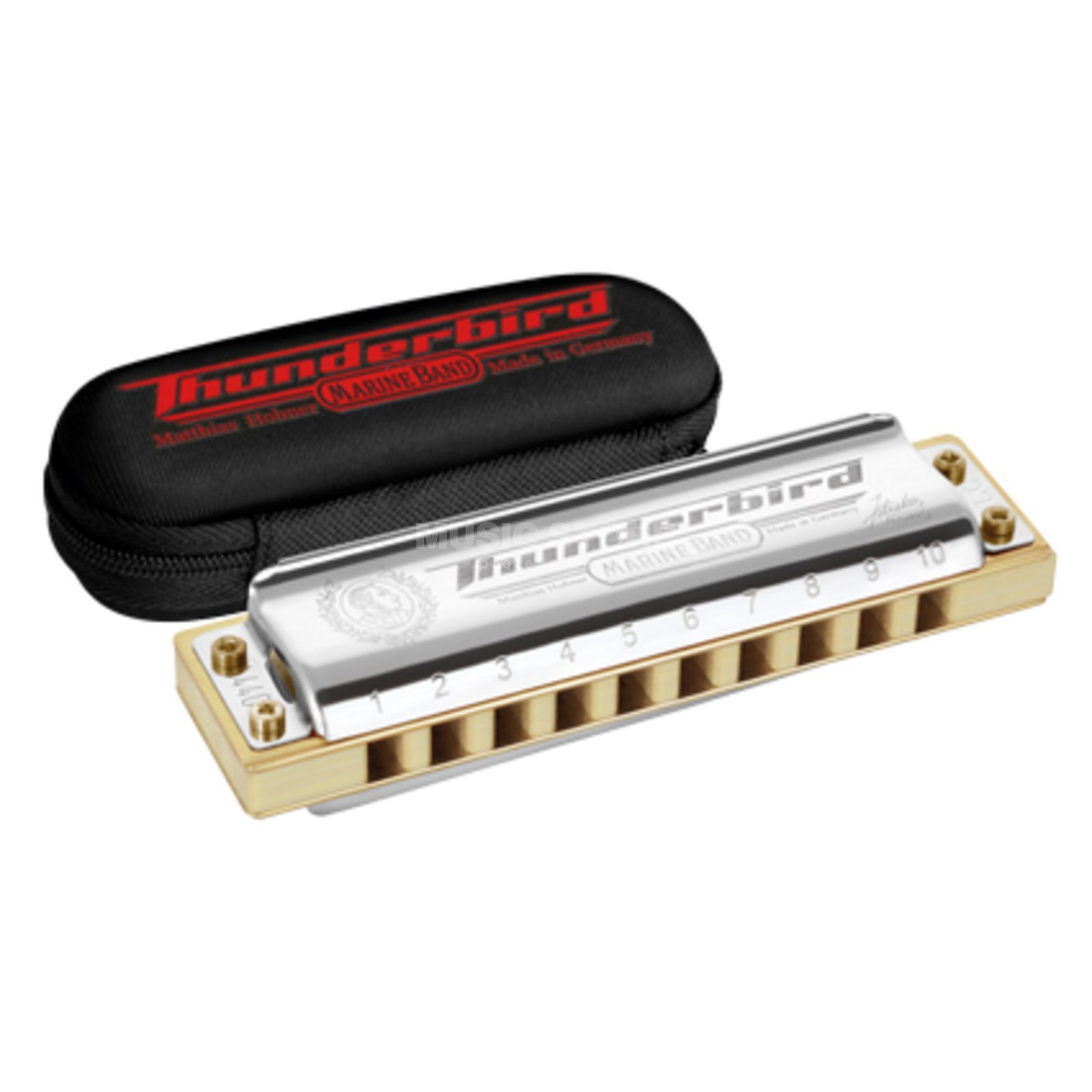 Hohner Marine Band 'Thunderbird' Low F Product Image