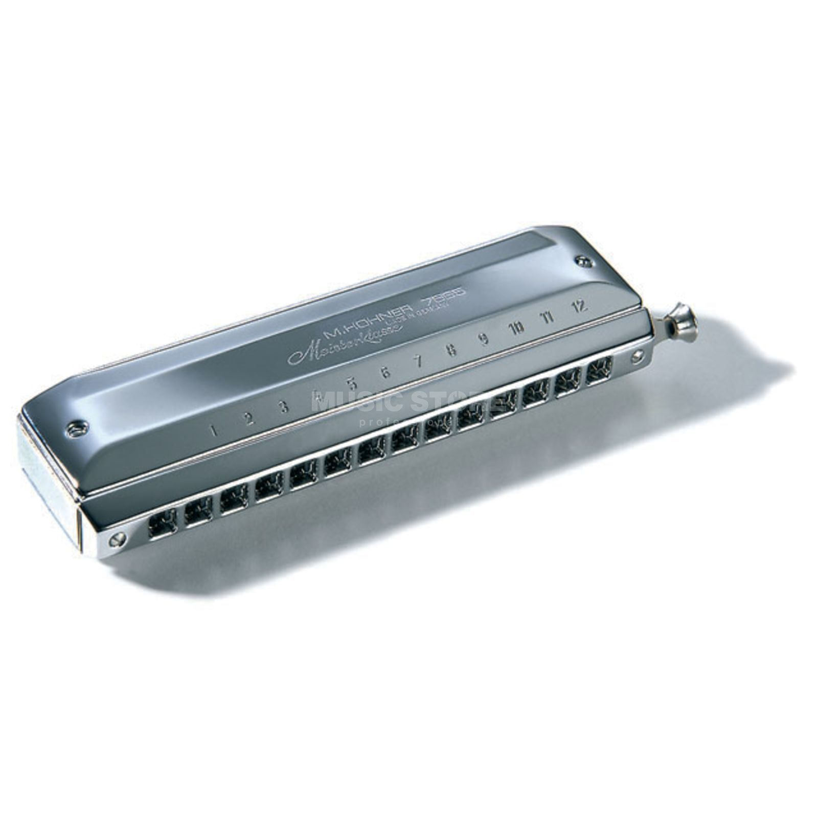 Hohner Meisterklasse Chromatic C 56 Notes Product Image