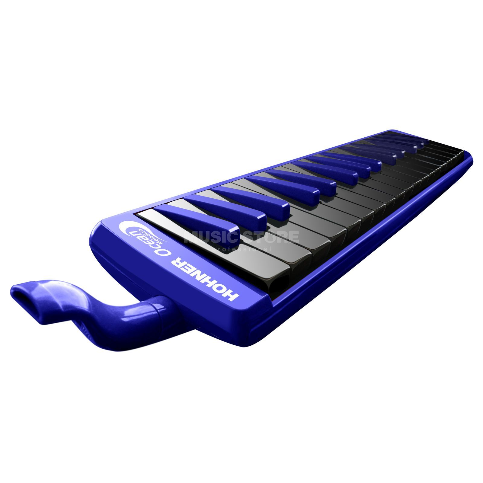"Hohner Melodica 32 ""Ocean"" incl. Bag and Accessories Product Image"