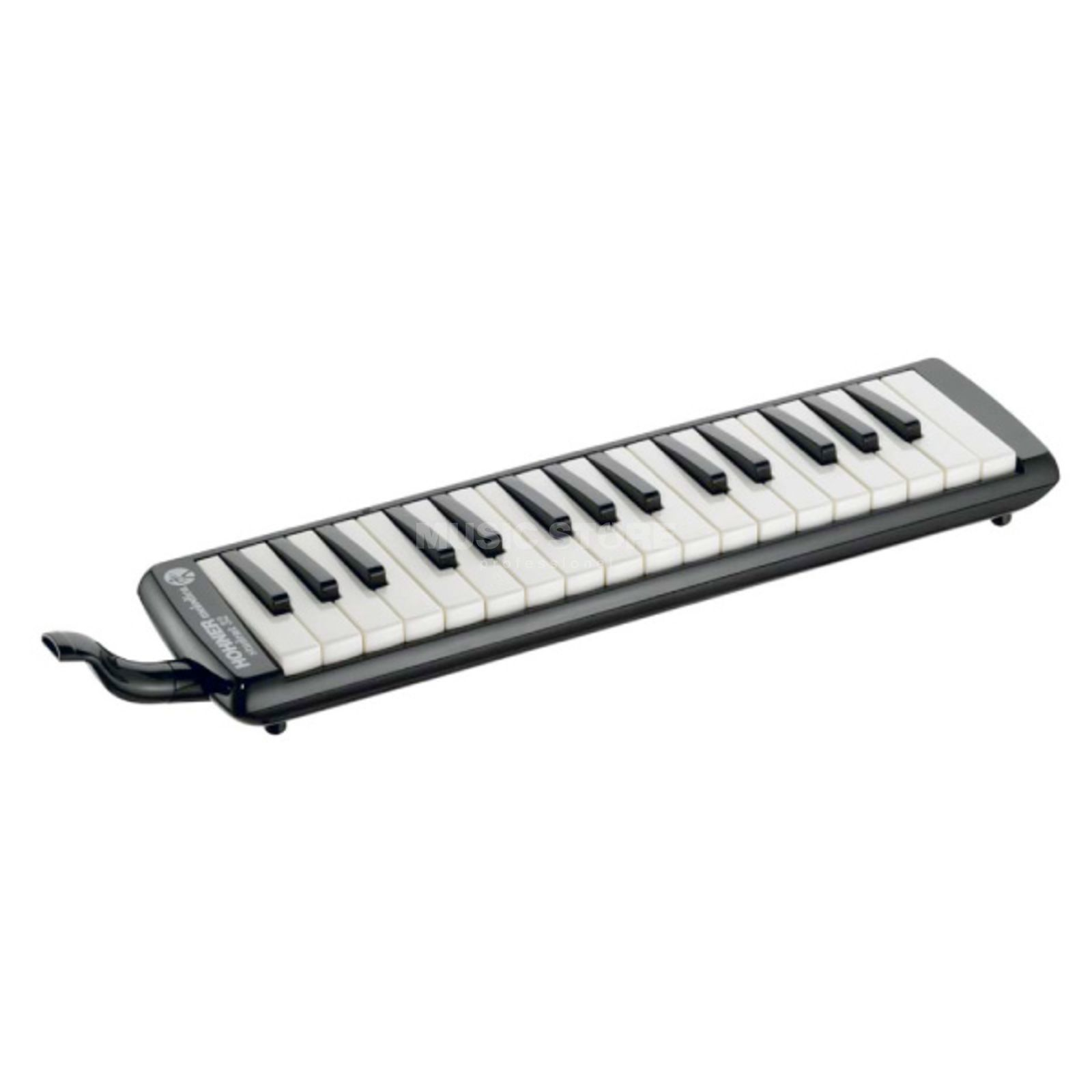 "Hohner ""Student 32"" Melodica Black Incl. Case and Accessories Produktbillede"
