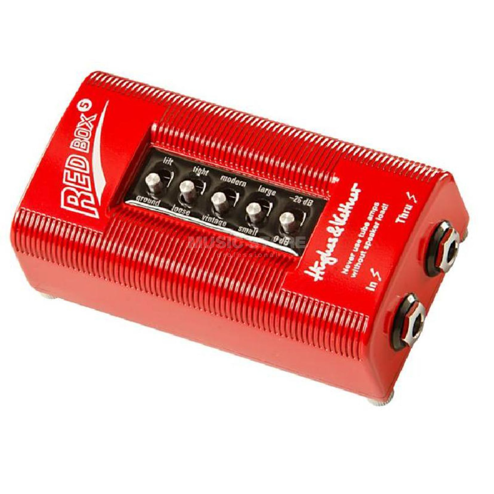 Hughes & Kettner Red Box 5  Product Image
