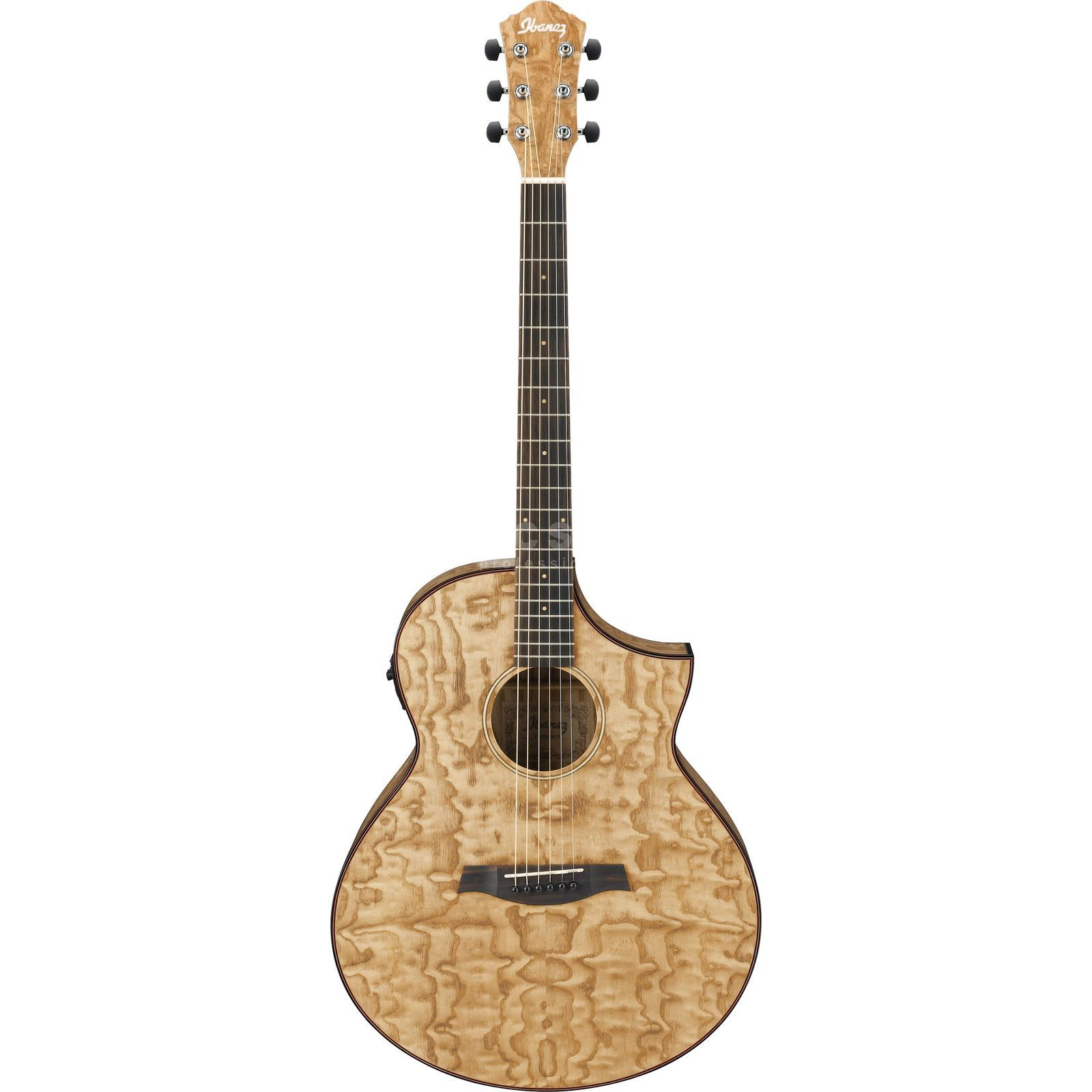 Ibanez AEW40AS-NT Natural High Gloss Produktbild