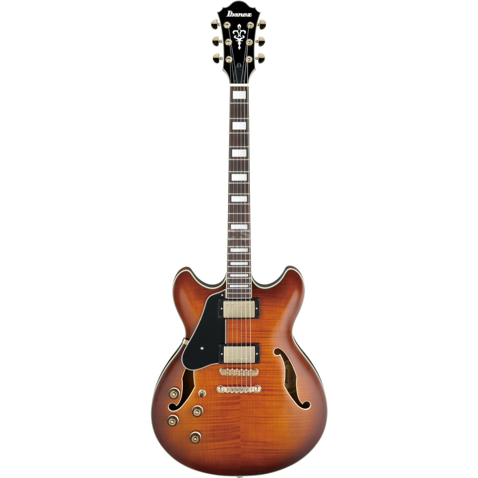 Ibanez Artcore AS93L-VLS Violin Sunburst Product Image