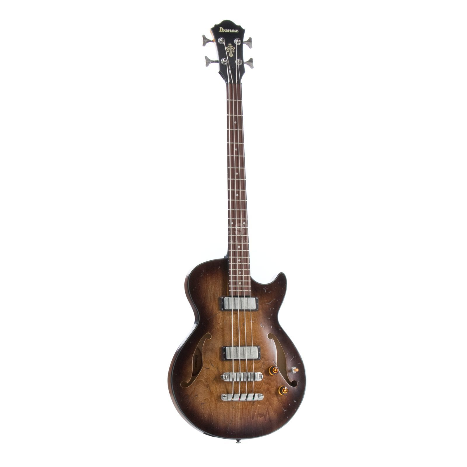 Ibanez Artcore Vintage AGBV200A-TCL Tobacco Burst Low Gloss Product Image