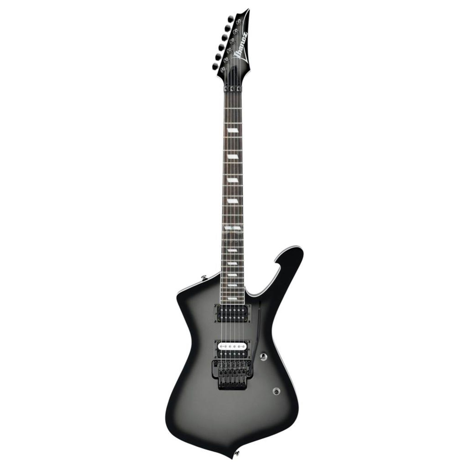 Ibanez AS STM3-MGS Sam Totman Metallic Gray Sunburst Produktbillede