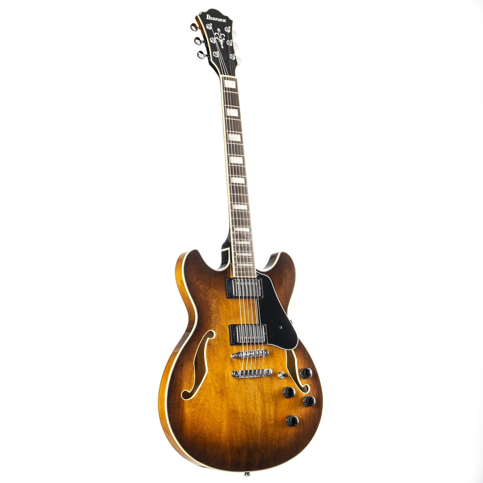 Ibanez AS73-TBC Tobacco Brown  Produktbillede