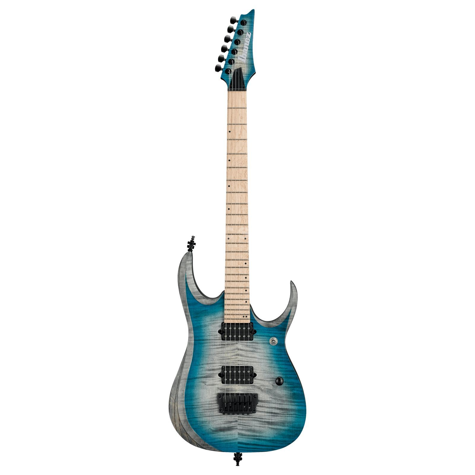 Ibanez Axion Label RGD61AL-SSB Stained Sapphire Blue Burst Produktbild