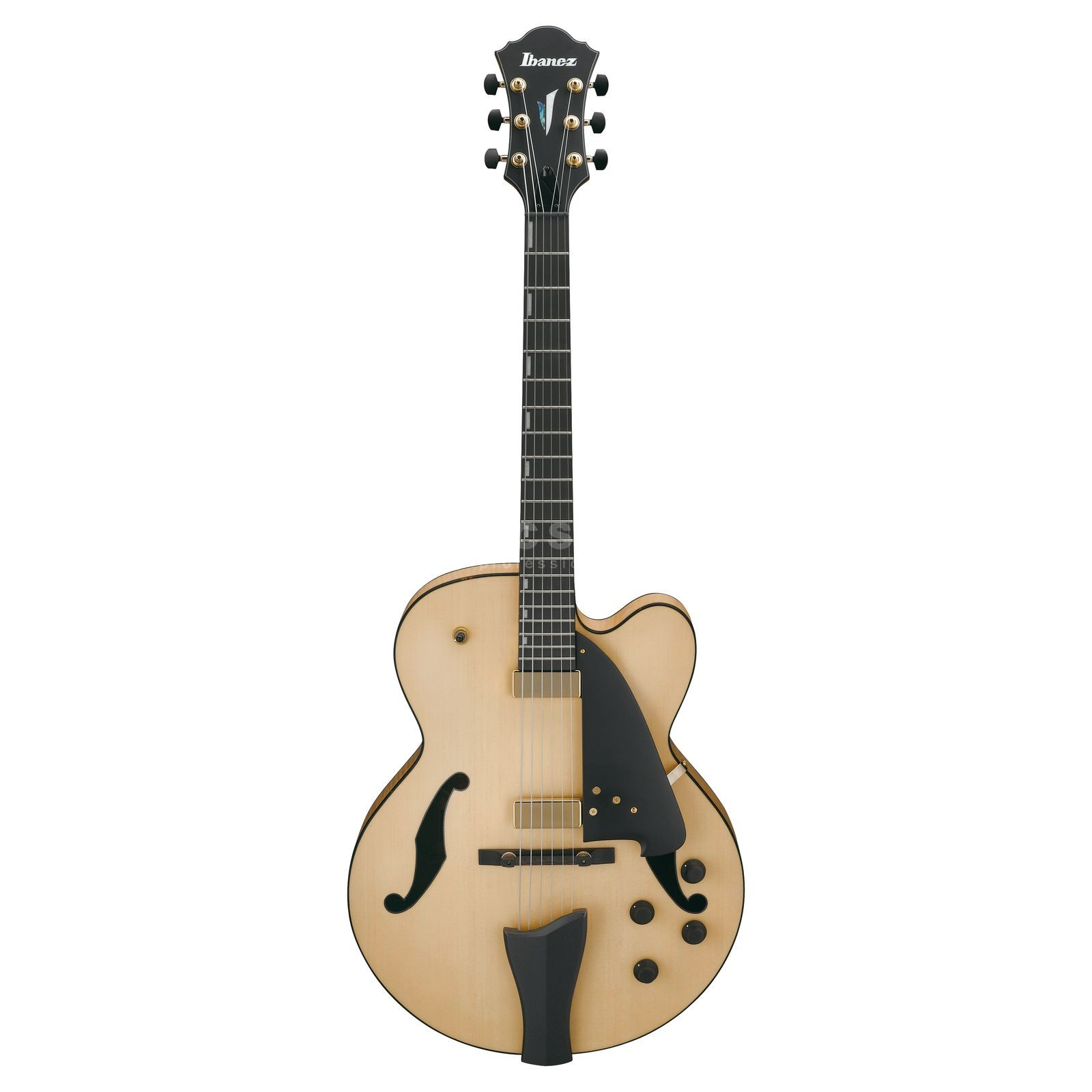 Ibanez Contemporary Archtop AFC95-NTF Natural Flat Imagen del producto