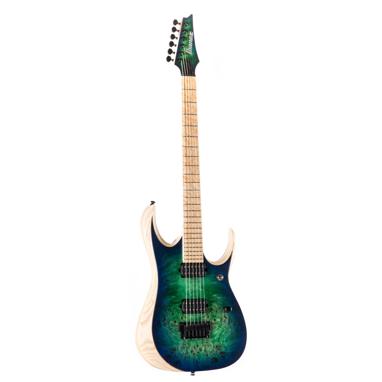 Ibanez Iron Label RGDIX6MPB-SBB Surreal Blue Burst Produktbild