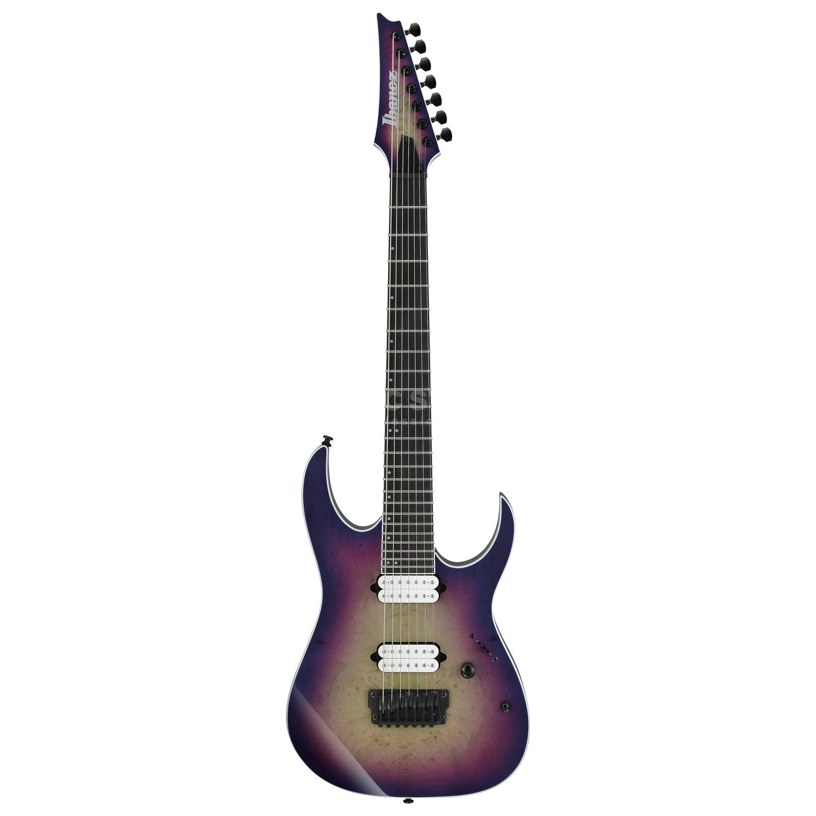 Ibanez Iron Label RGIX7FDLB-NLB Northern Lights Burst Image du produit
