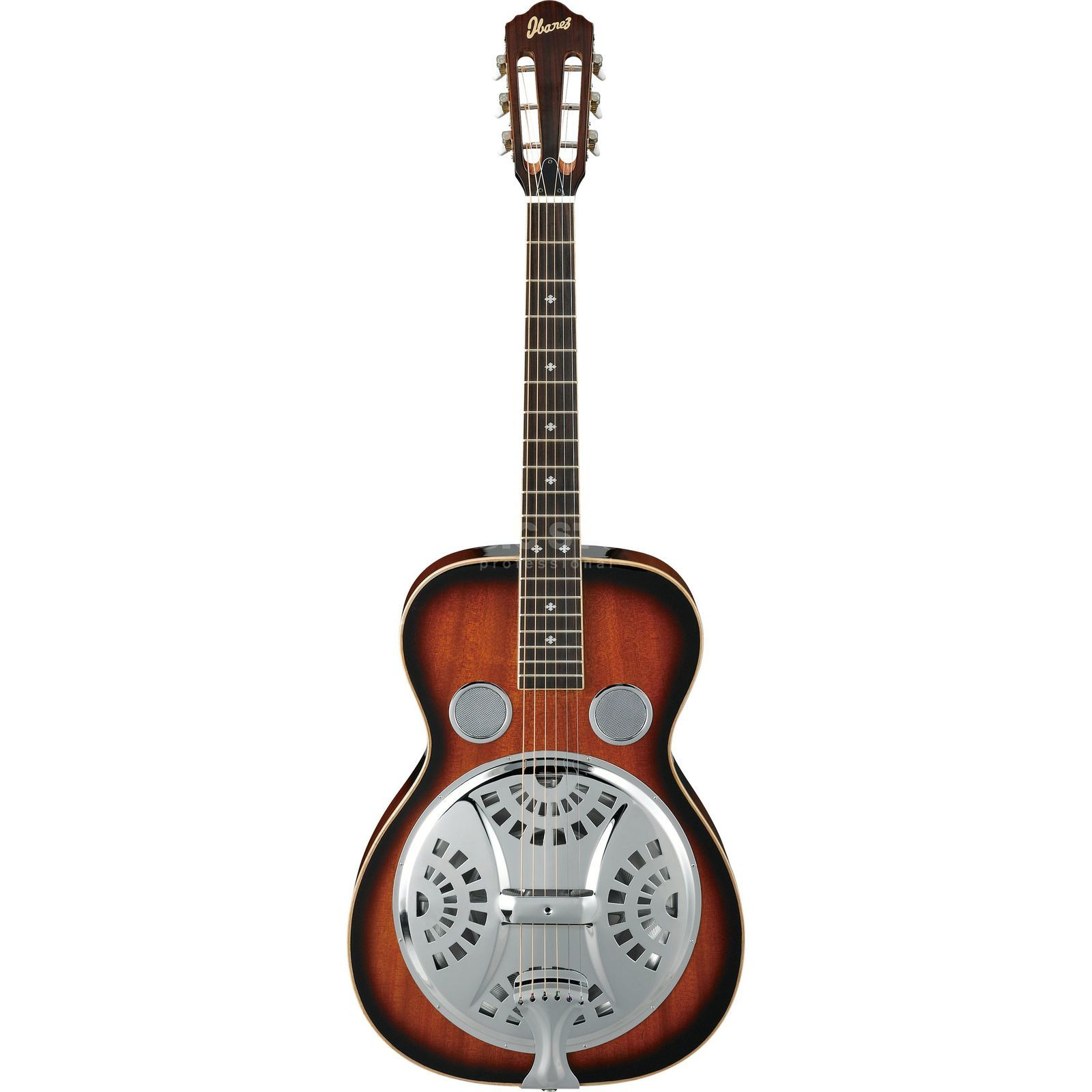 Ibanez Resonator RA200-BS Brown Sunburst High Gloss Produktbild