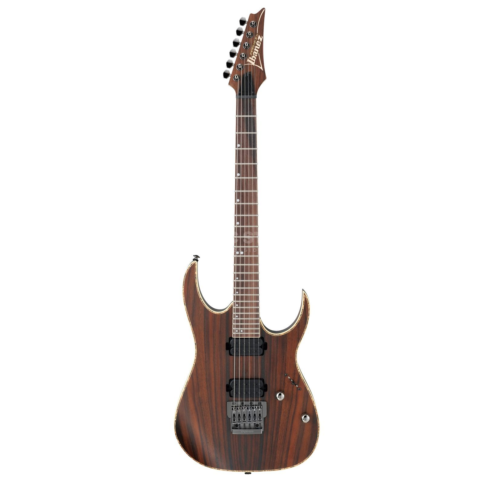 Ibanez RG721RW-CNF Charcoal Brown Flat Produktbillede