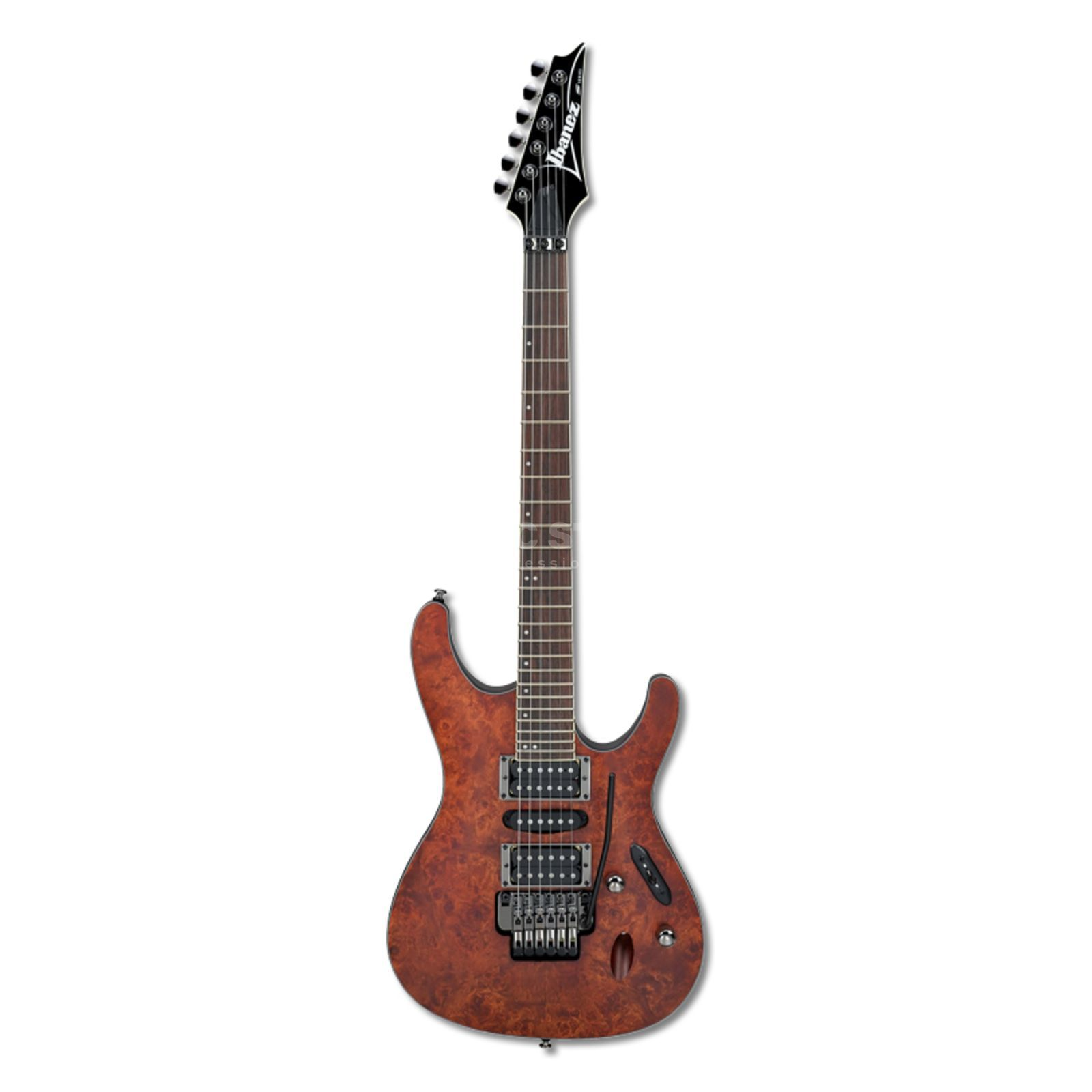 Ibanez S770PB-CNF Charcoal Brown Flat Produktbillede