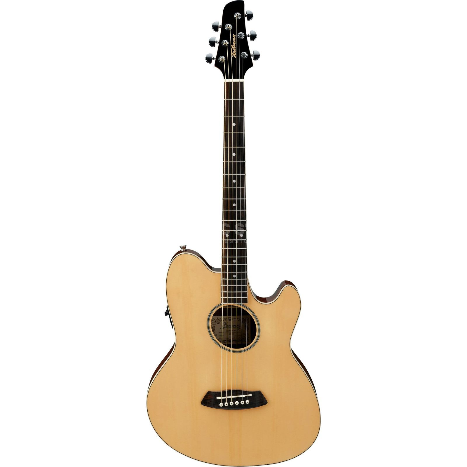 Ibanez TCY10E-NT Natural High Gloss B-Stock Produktbillede