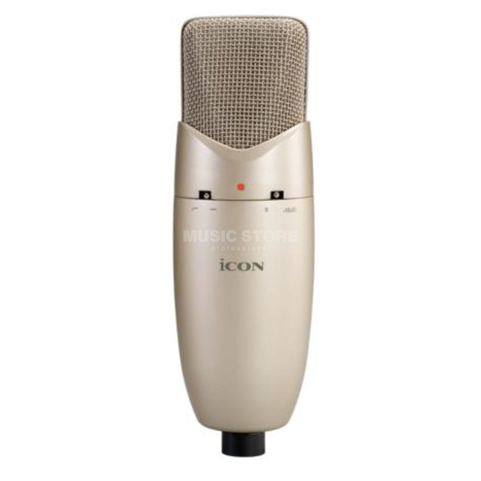 iCON M3 Studio Microphone Large Membrane Microphone, K/N/A Produktbillede