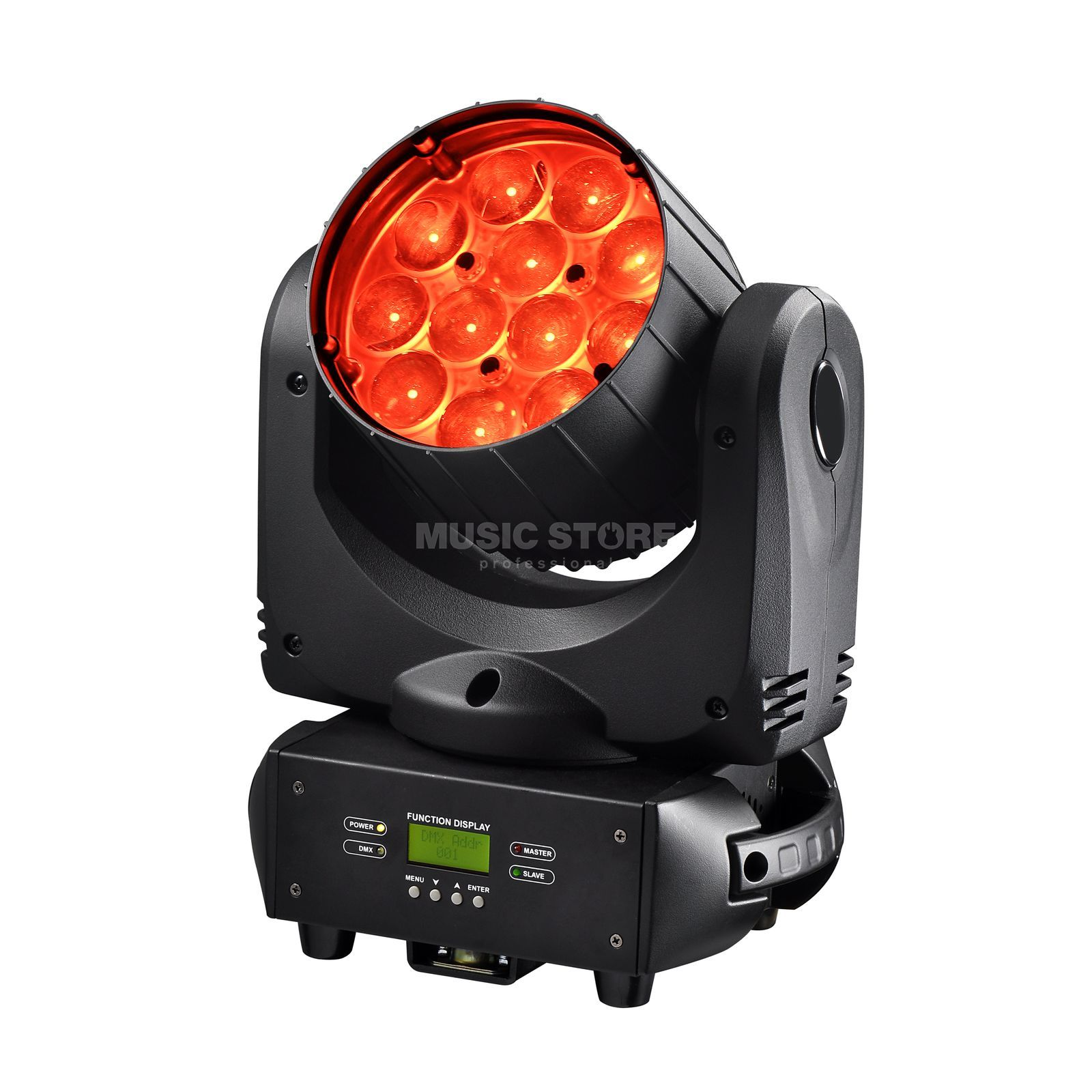 Ignition Contour Ambience Wash 12 Zoom 12 x 15W Osram RGBW LEDs Produktbild
