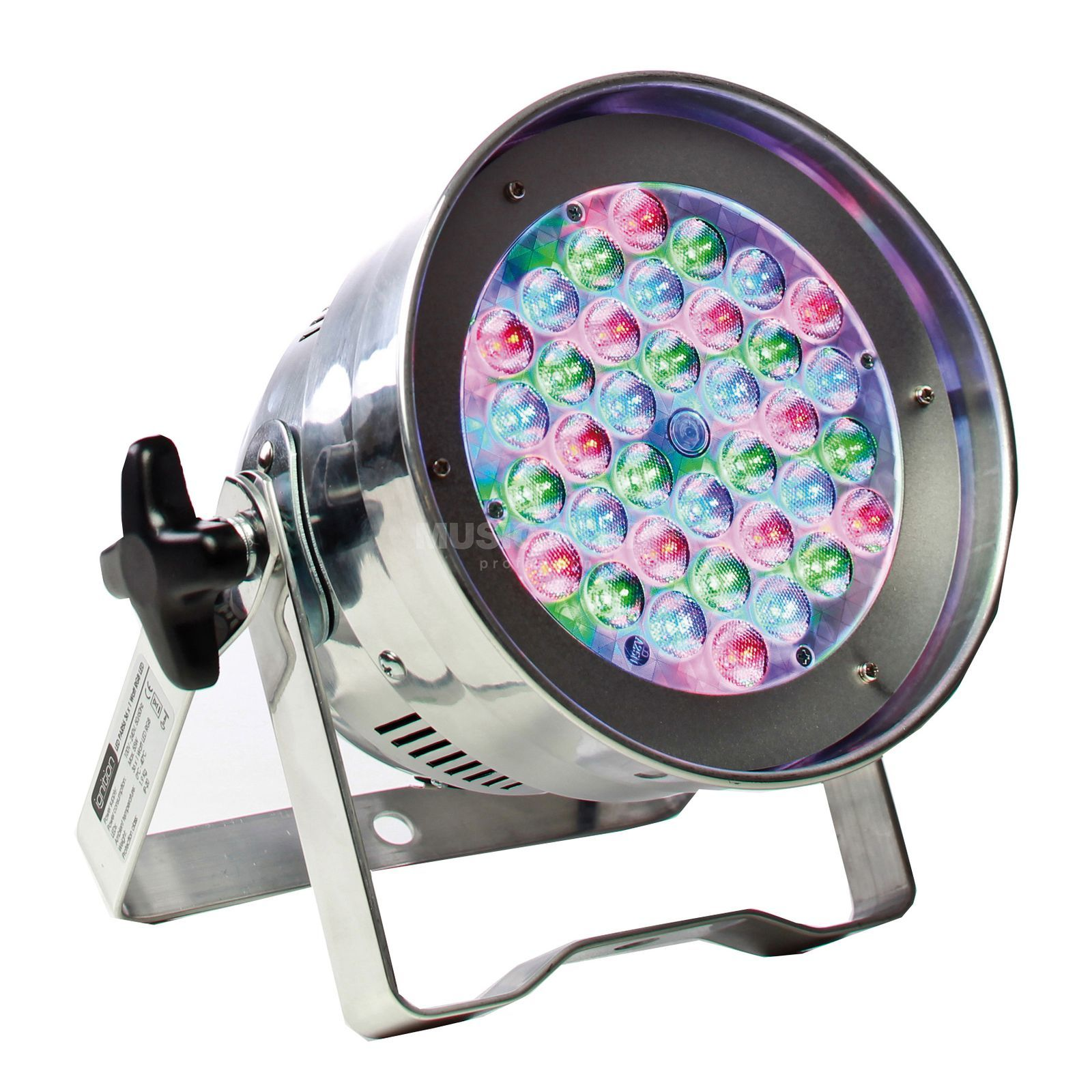 Ignition LED PAR 56 Floor RGB 36x1W poliert Produktbillede