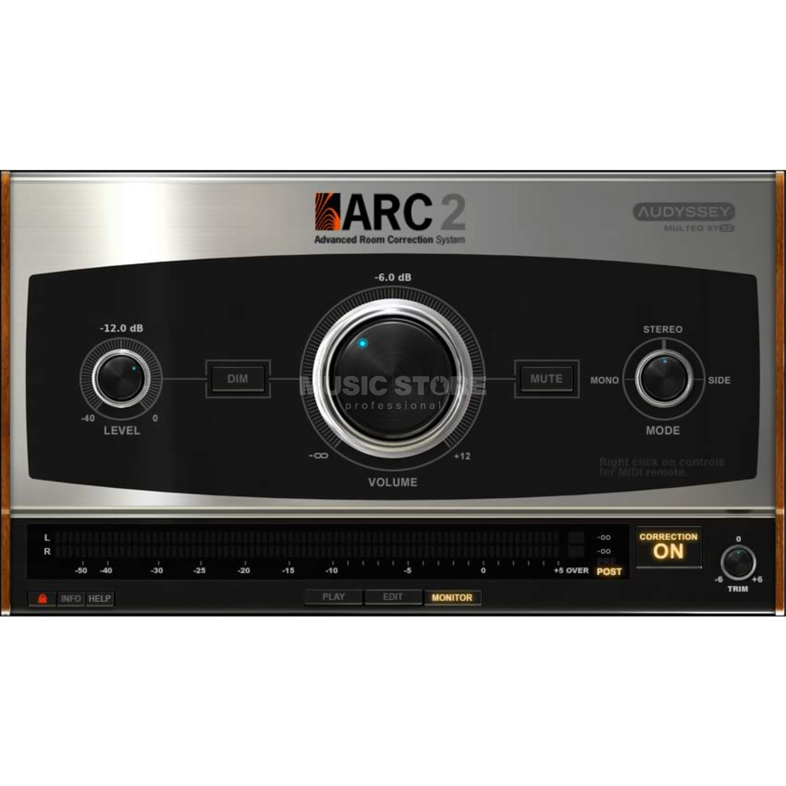 IK Multimedia ARC 2 UPGRADE without Microphone Adv. Room Correction System Produktbillede