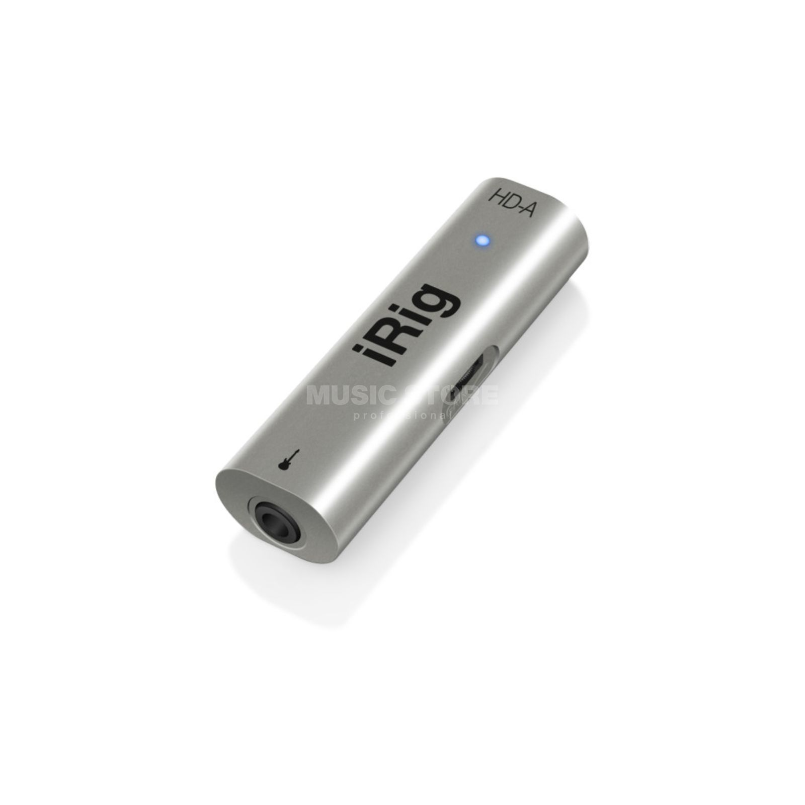 IK Multimedia iRig HD-A IOS and Android Audio Interface Produktbillede