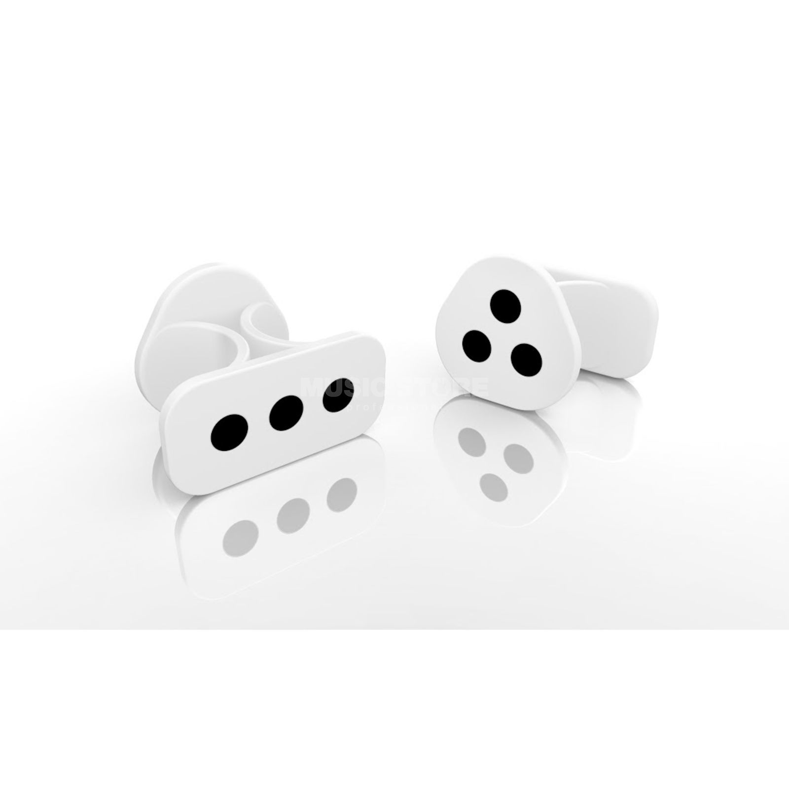 IK Multimedia iRing White Version for iOS Fingerring Controller Produktbillede