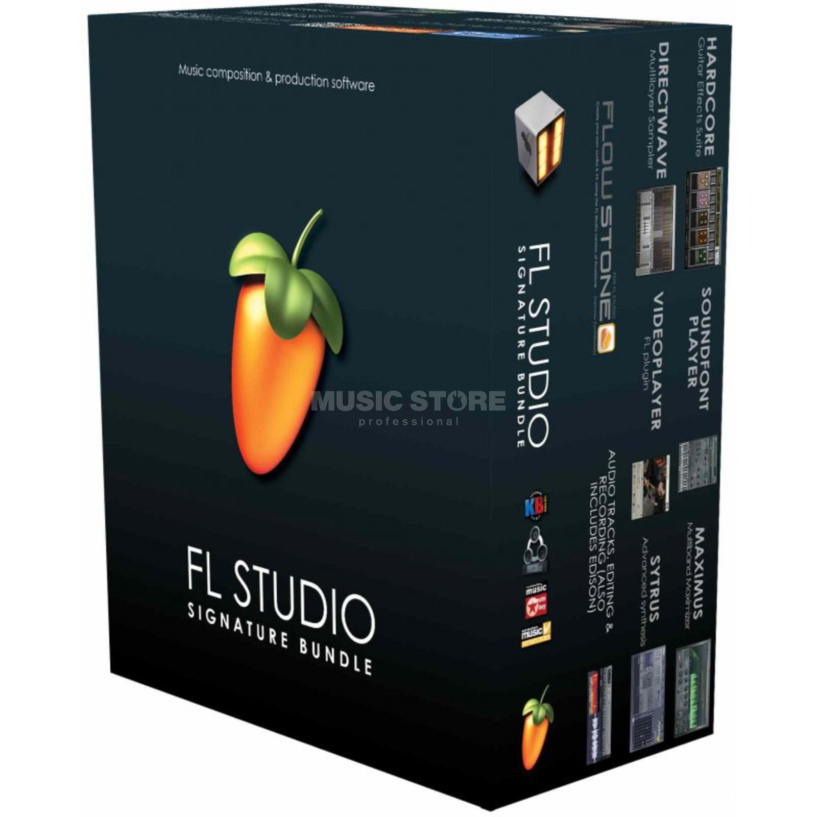 Imageline FL Studio 12 EDU (boxed) Signature Bundle Edition Produktbild