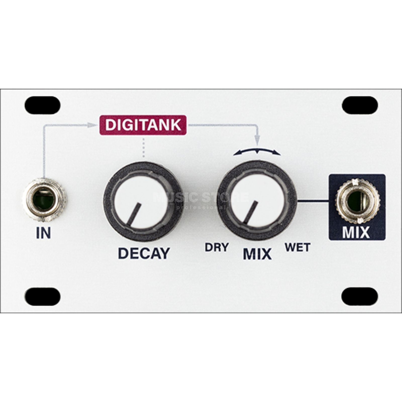 Intellijel 1U Digiverb Product Image