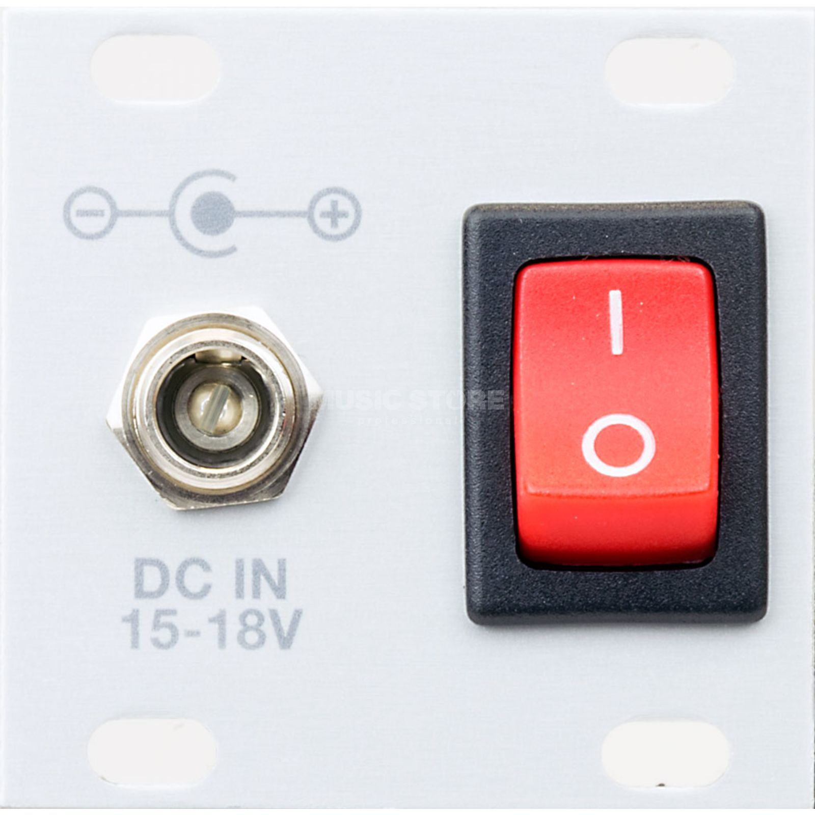 Intellijel 1U Power Entry 01 - 2.1MM Productafbeelding