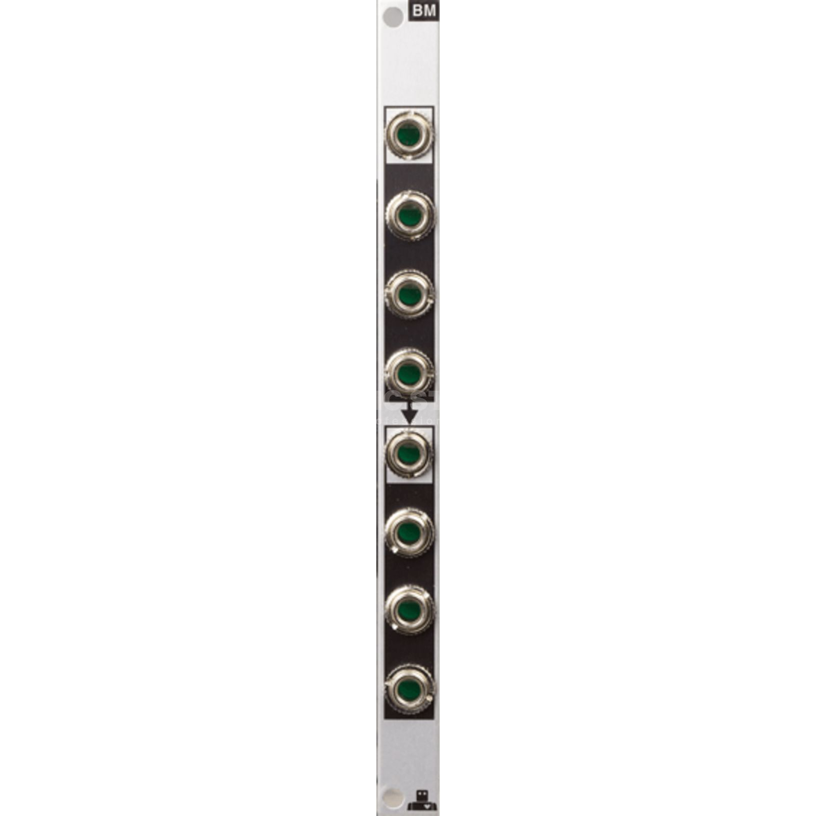 Intellijel Buff Mult Buffered Multiple in 2HP Produktbild