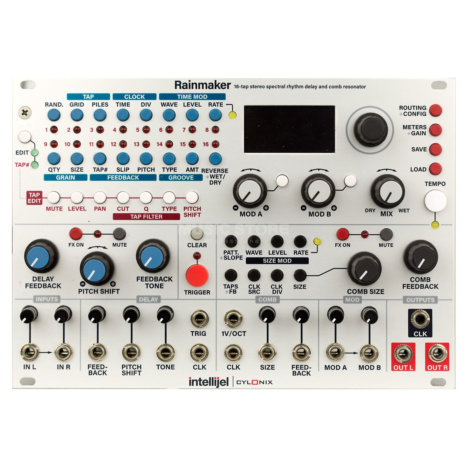 Intellijel Rainmaker Product Image