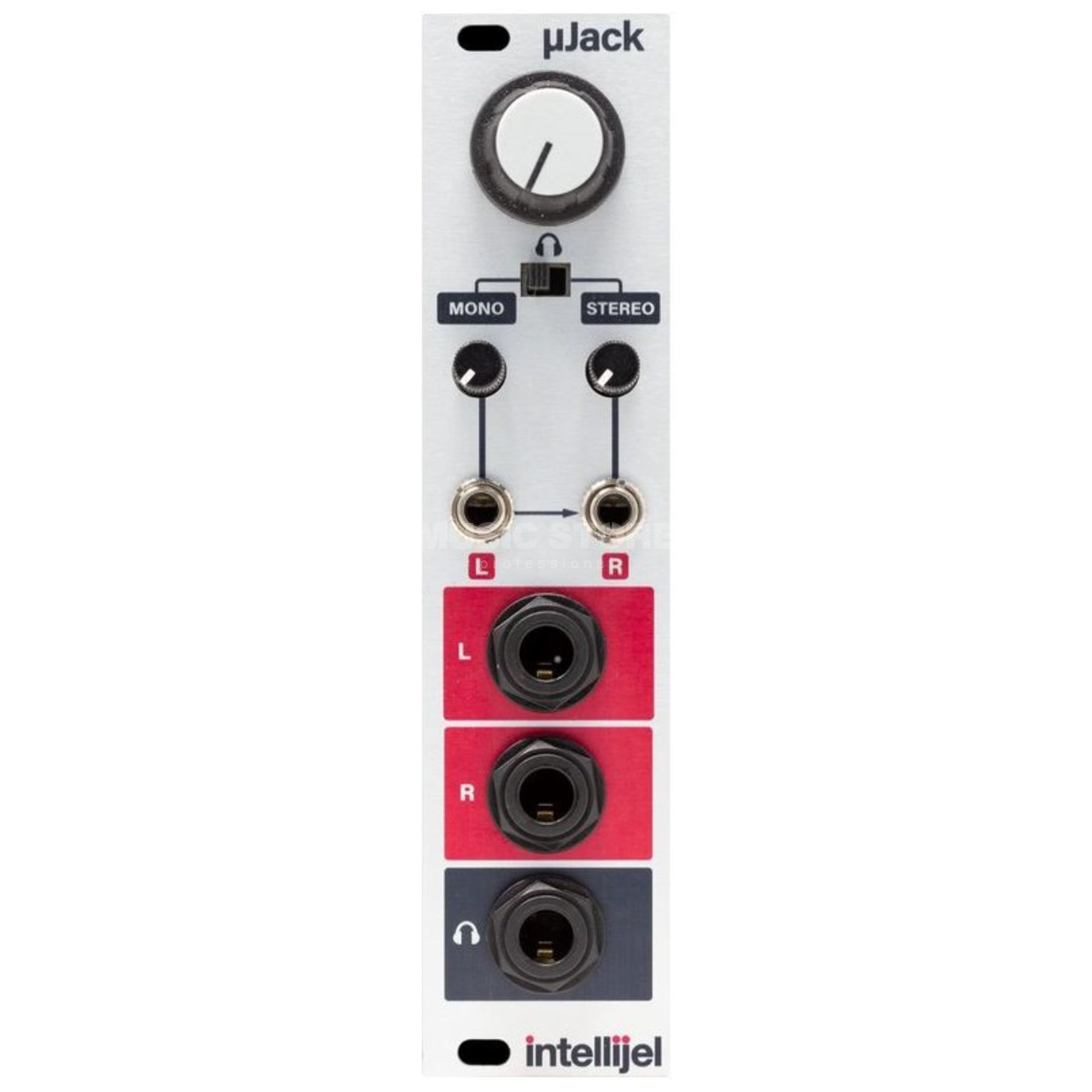 Intellijel uJack Headphone and Stereo Line Out Produktbillede