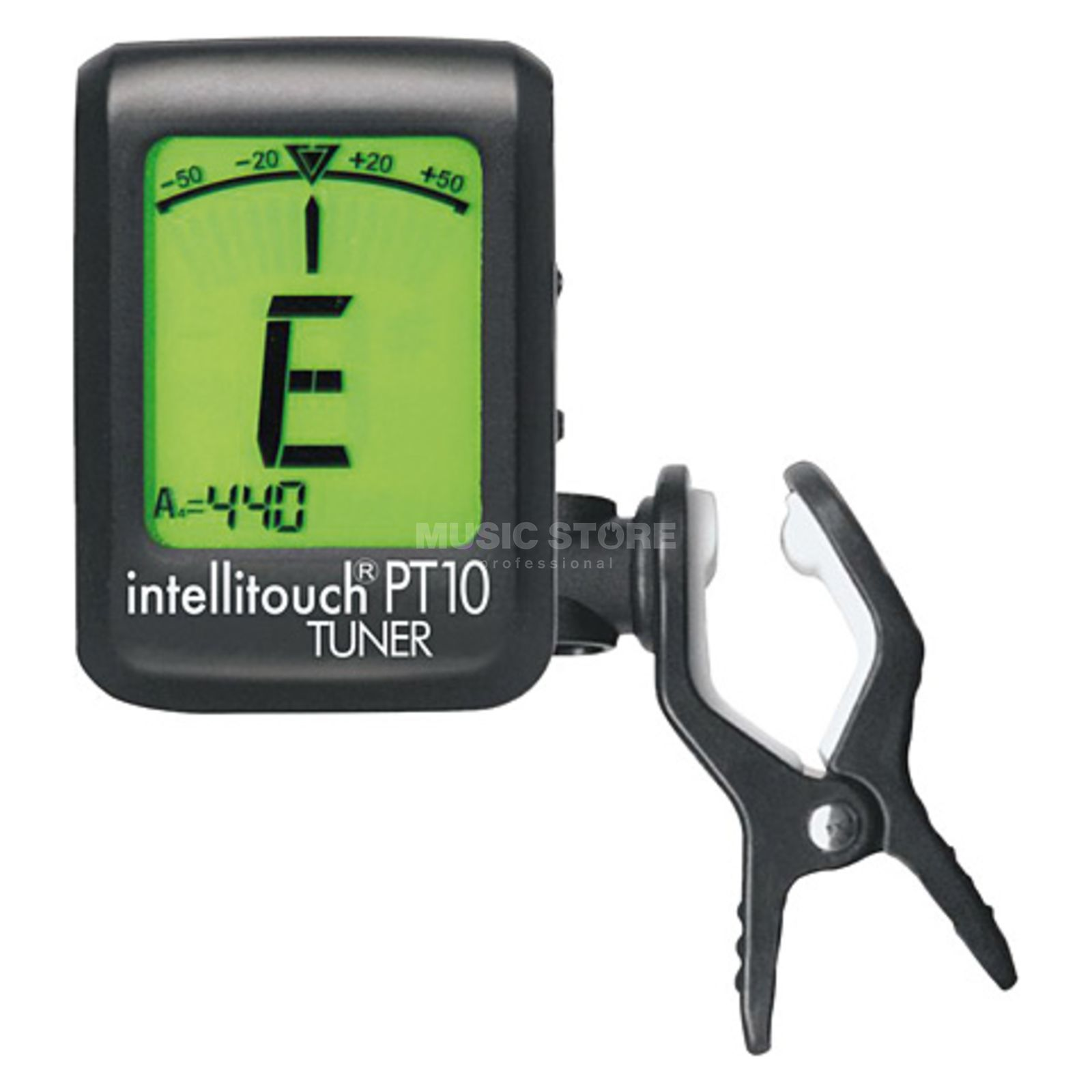 Intellitouch PT-10 Mini Clip on Tuner Produktbild
