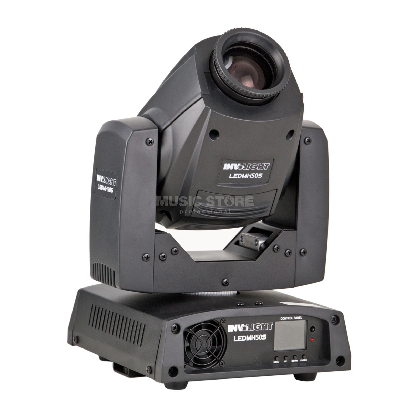 INVOLIGHT LED MH50S V2 2016 Moving Head 50W LED Produktbild