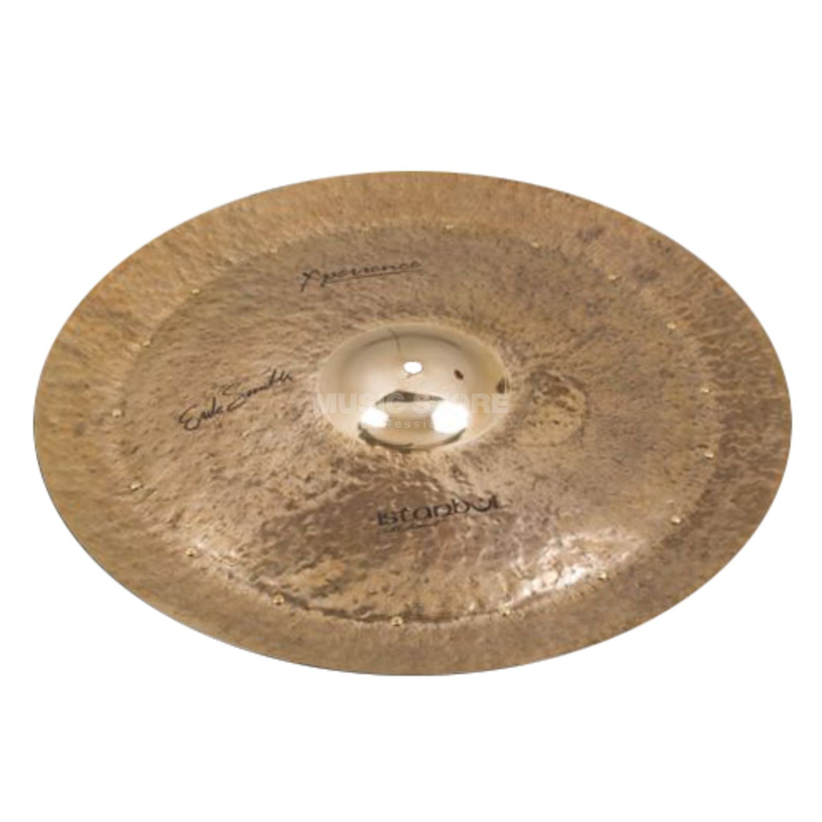"Istanbul Erik Smith Swish Ride 22"", Signature, B-Stock Imagem do produto"