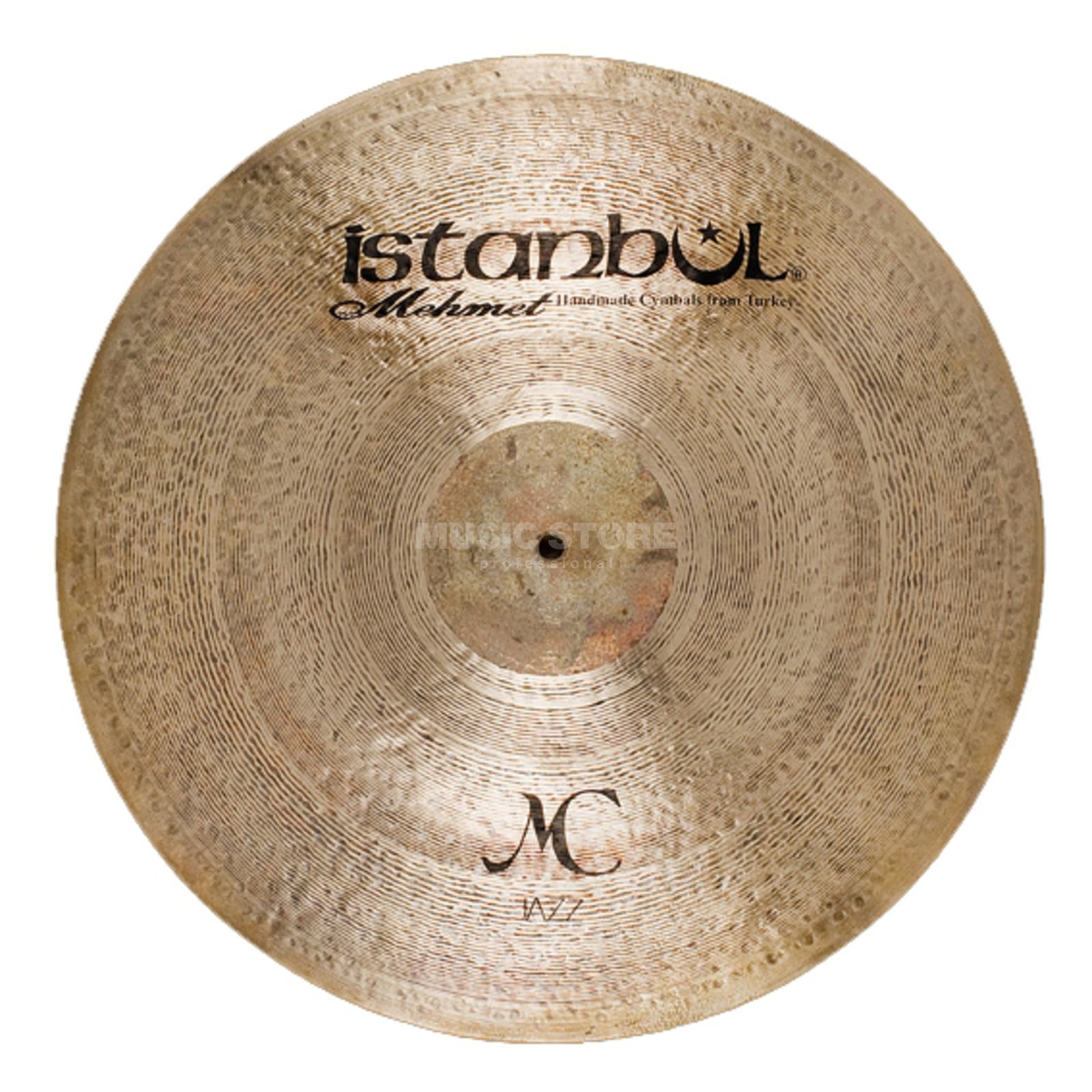 "Istanbul MC Jazz Constantinople Crash, 16"", CJ-C17 Produktbillede"