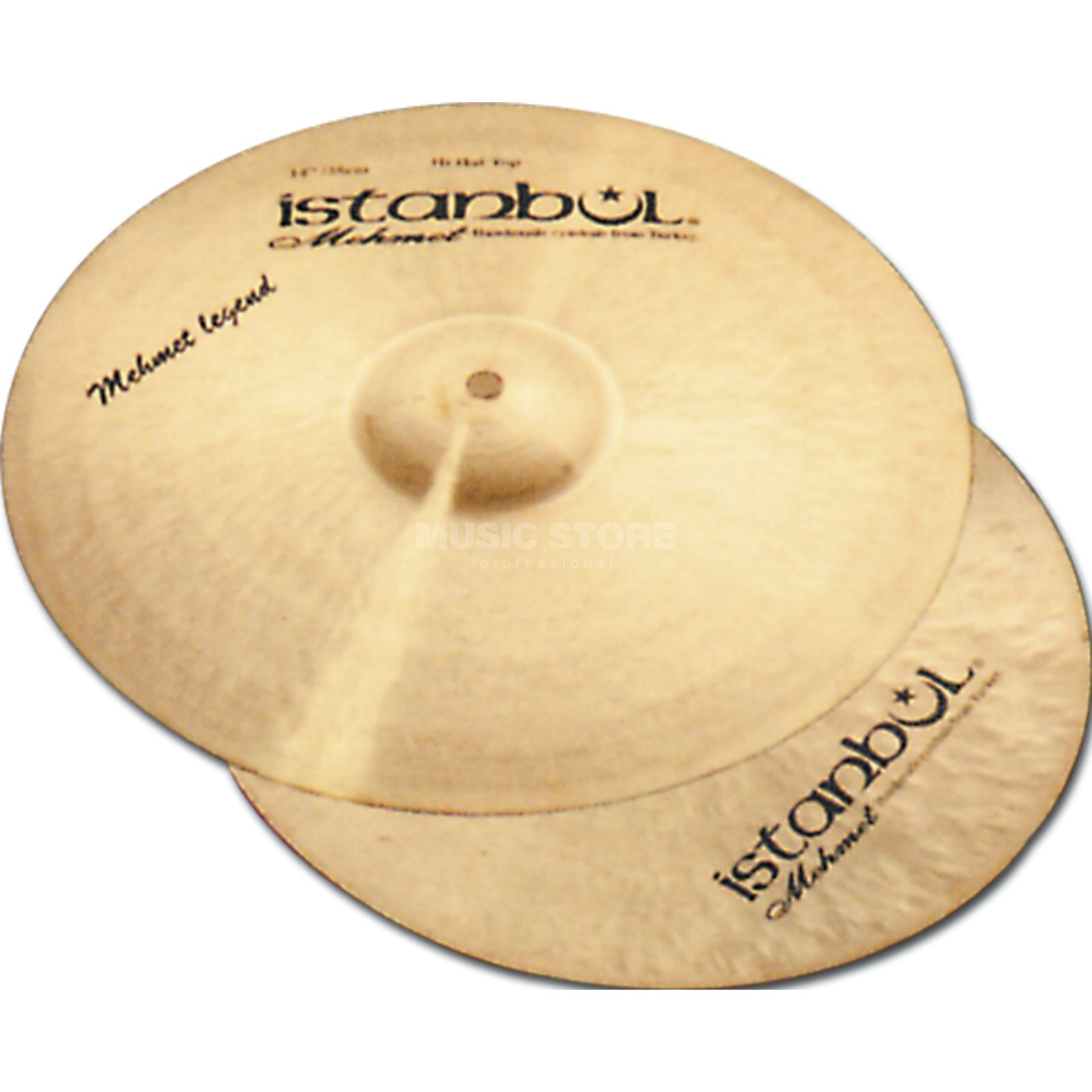 "Istanbul Mehmet Legend HiHat 14"", ML-HH14, Overstock Product Image"