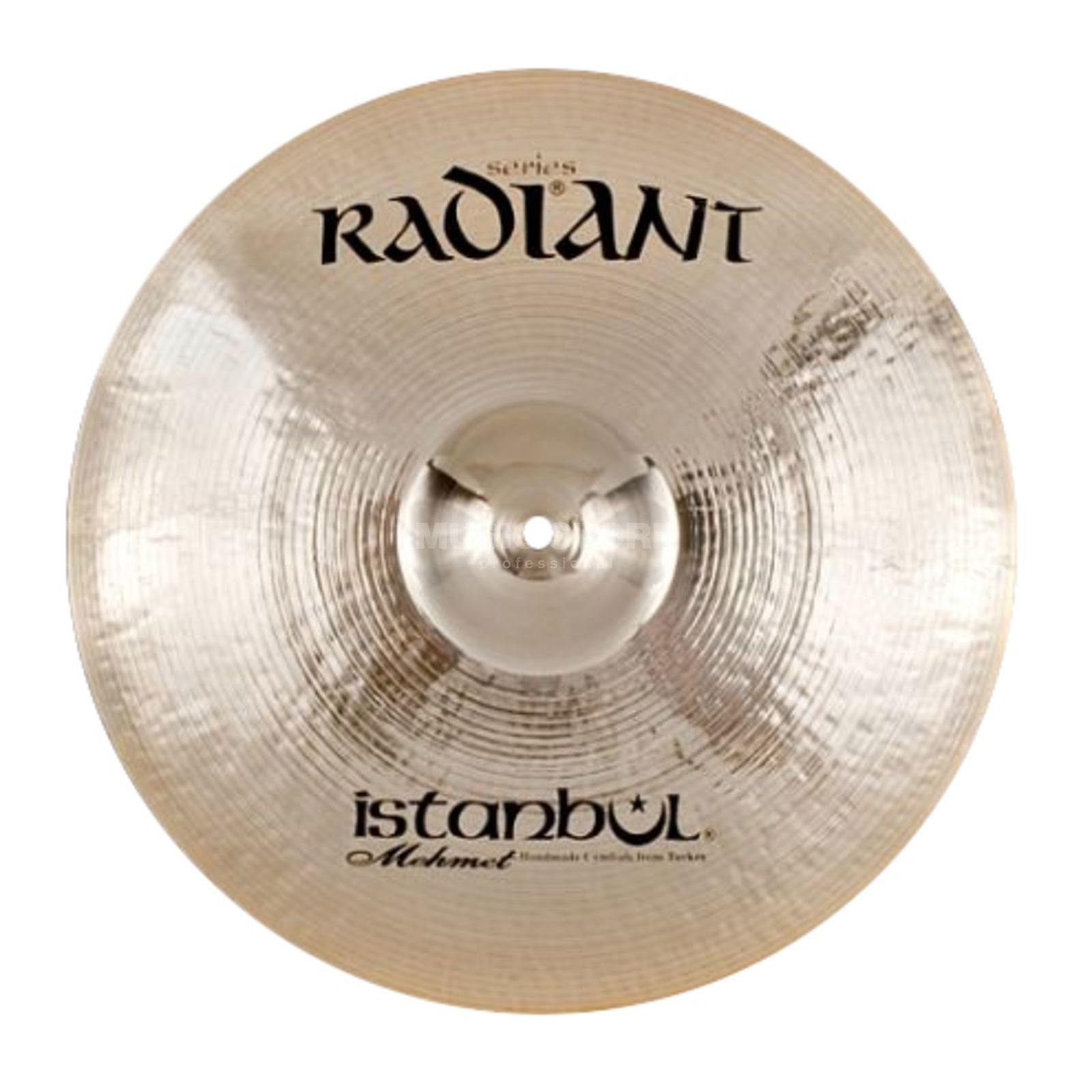 "Istanbul Radiant Medium Crash 18"", R-CM19 Produktbillede"