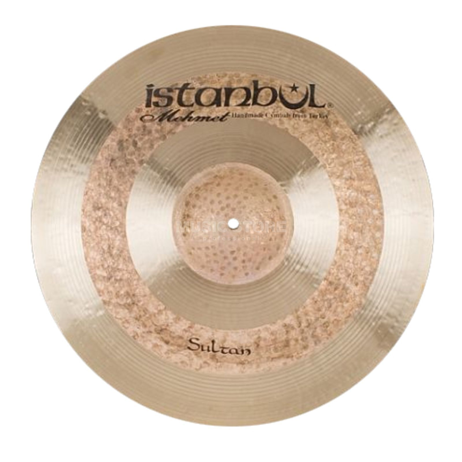 "Istanbul Sultan Thin Crash 18"", CTS19 Produktbillede"