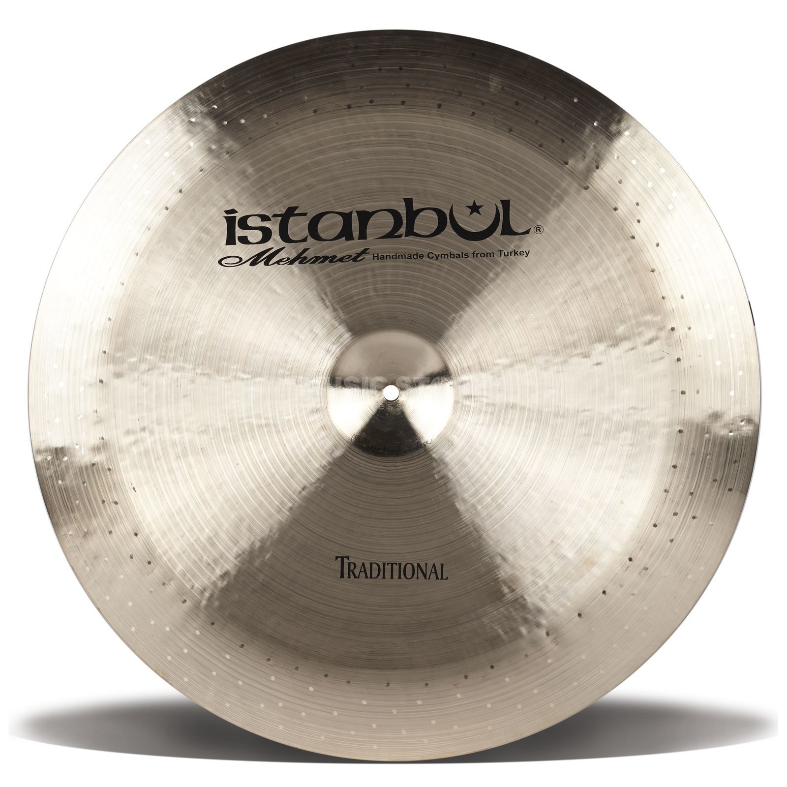 "Istanbul SW20 Traditional Swish Ride 20"" Product Image"