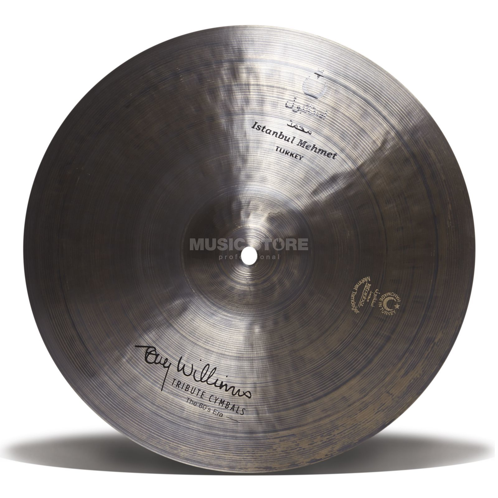 "Istanbul Tony Williams HiHat 14"" TW-HH14 Product Image"