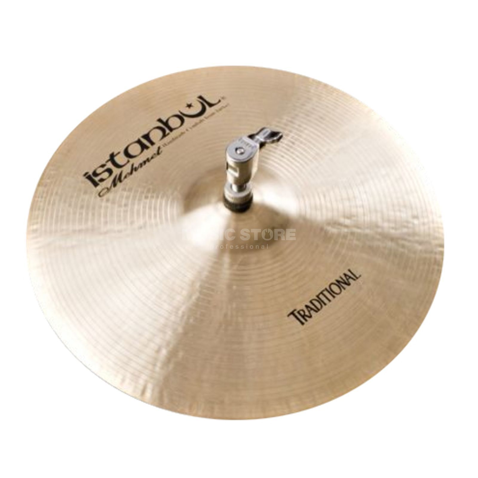 "Istanbul Traditional Medium HiHat 14"", HHM15 Produktbillede"