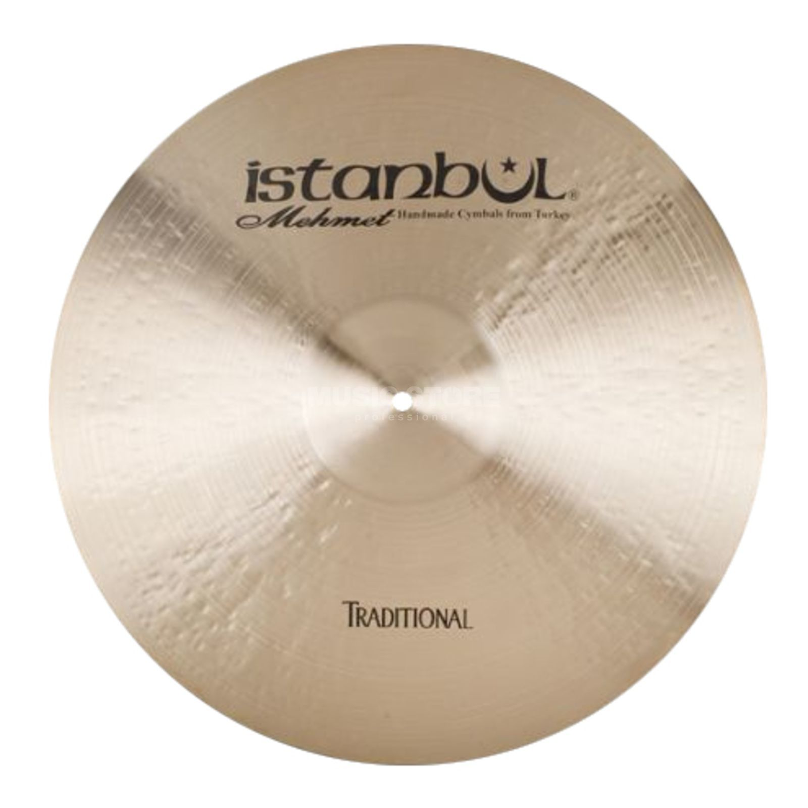 "Istanbul Traditional Medium Ride 21"", RM22 Produktbillede"