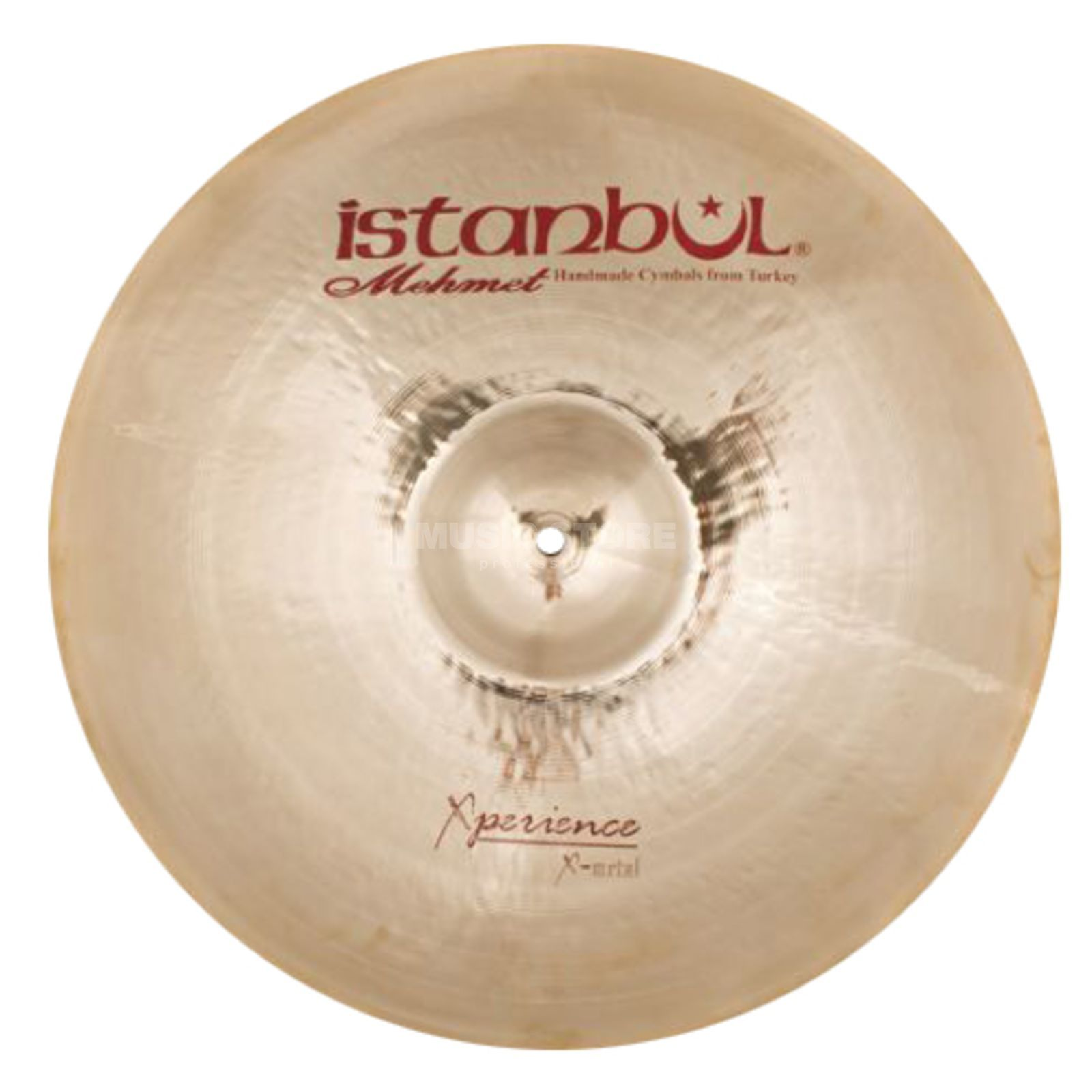 "Istanbul X-Metal Power Crash 17"", XXM-CP18 Produktbillede"