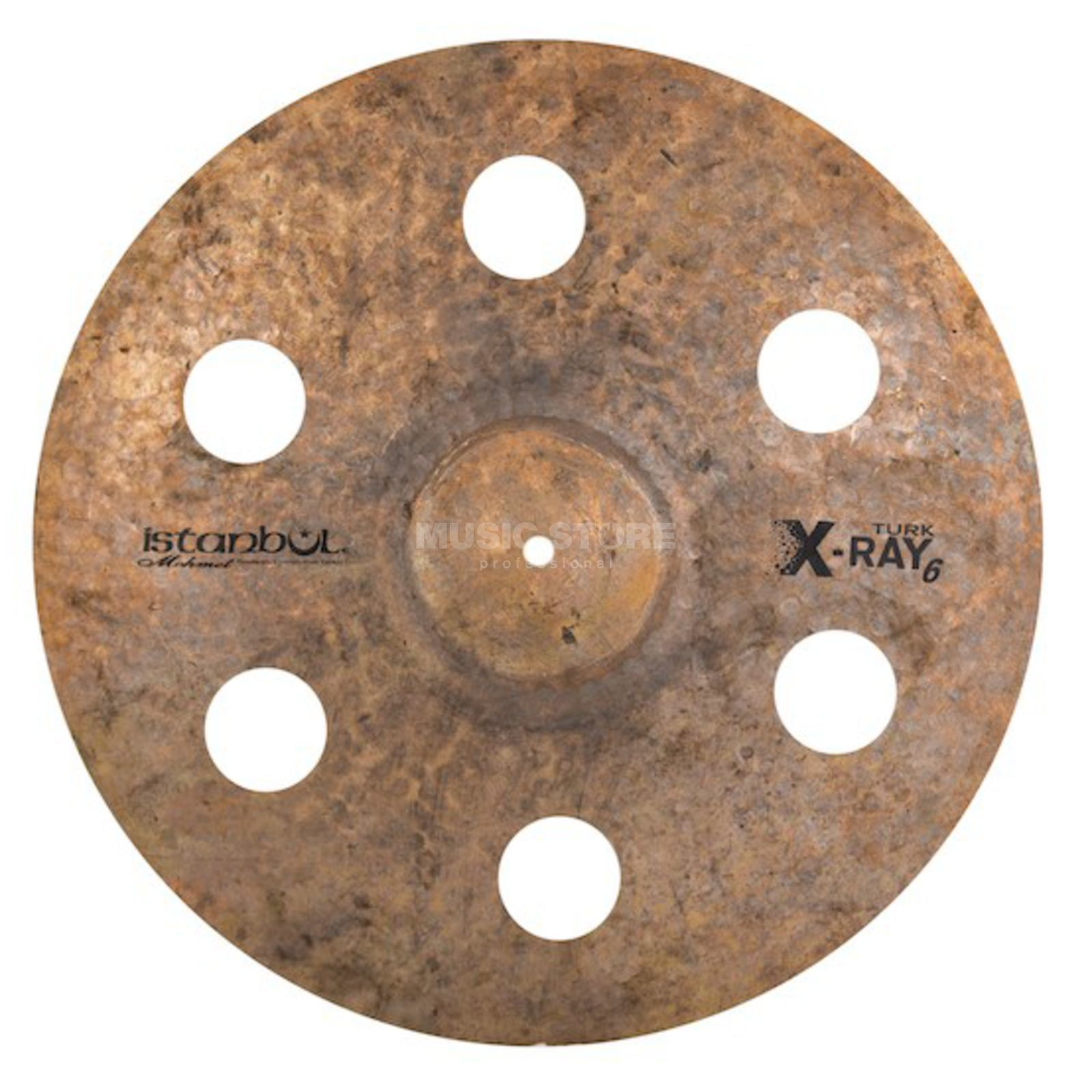 "Istanbul X-Ray 6 Turk Crash 16"" Natural Finish Изображение товара"
