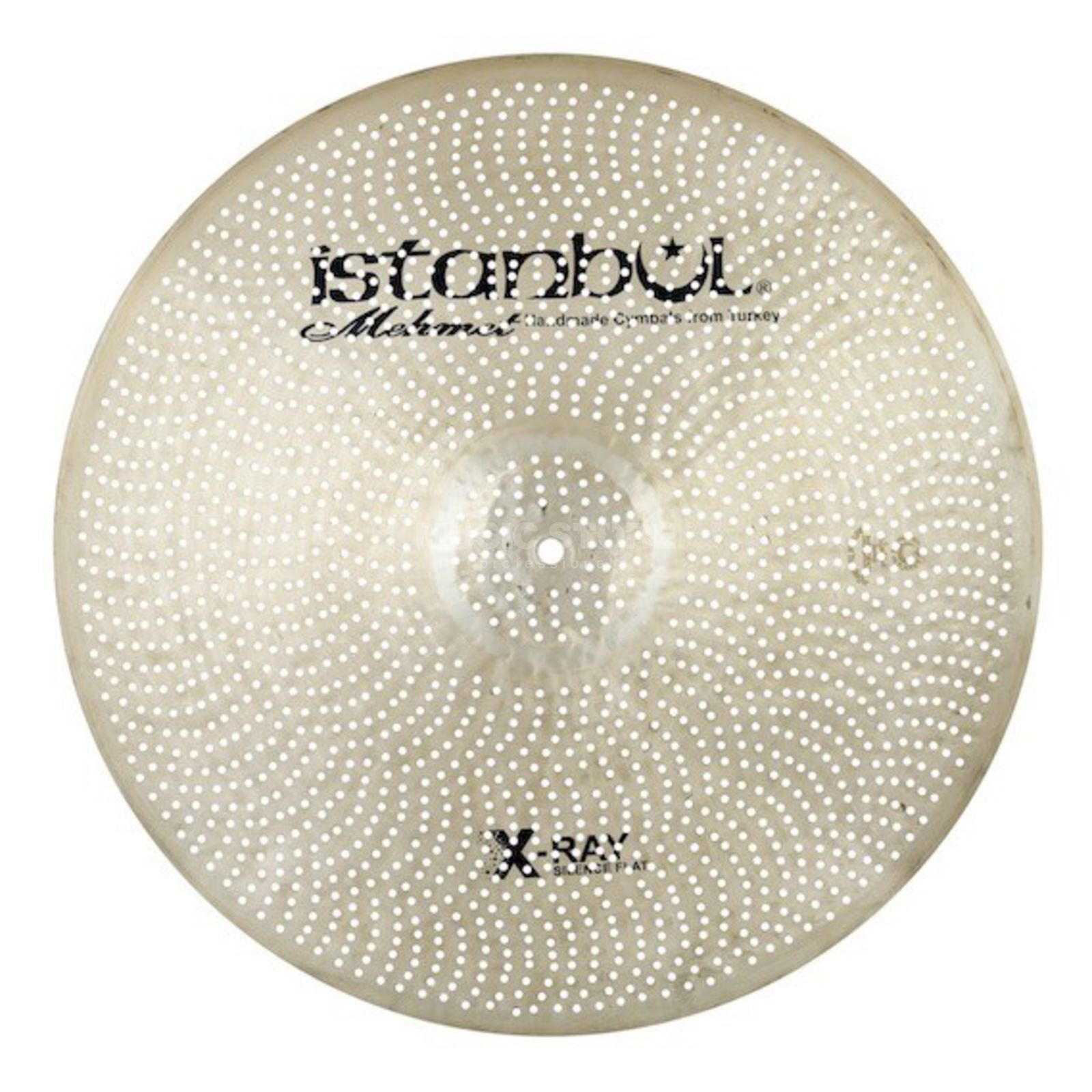"Istanbul X-Ray Silence Flat Ride 20"" Traditional Finish Изображение товара"