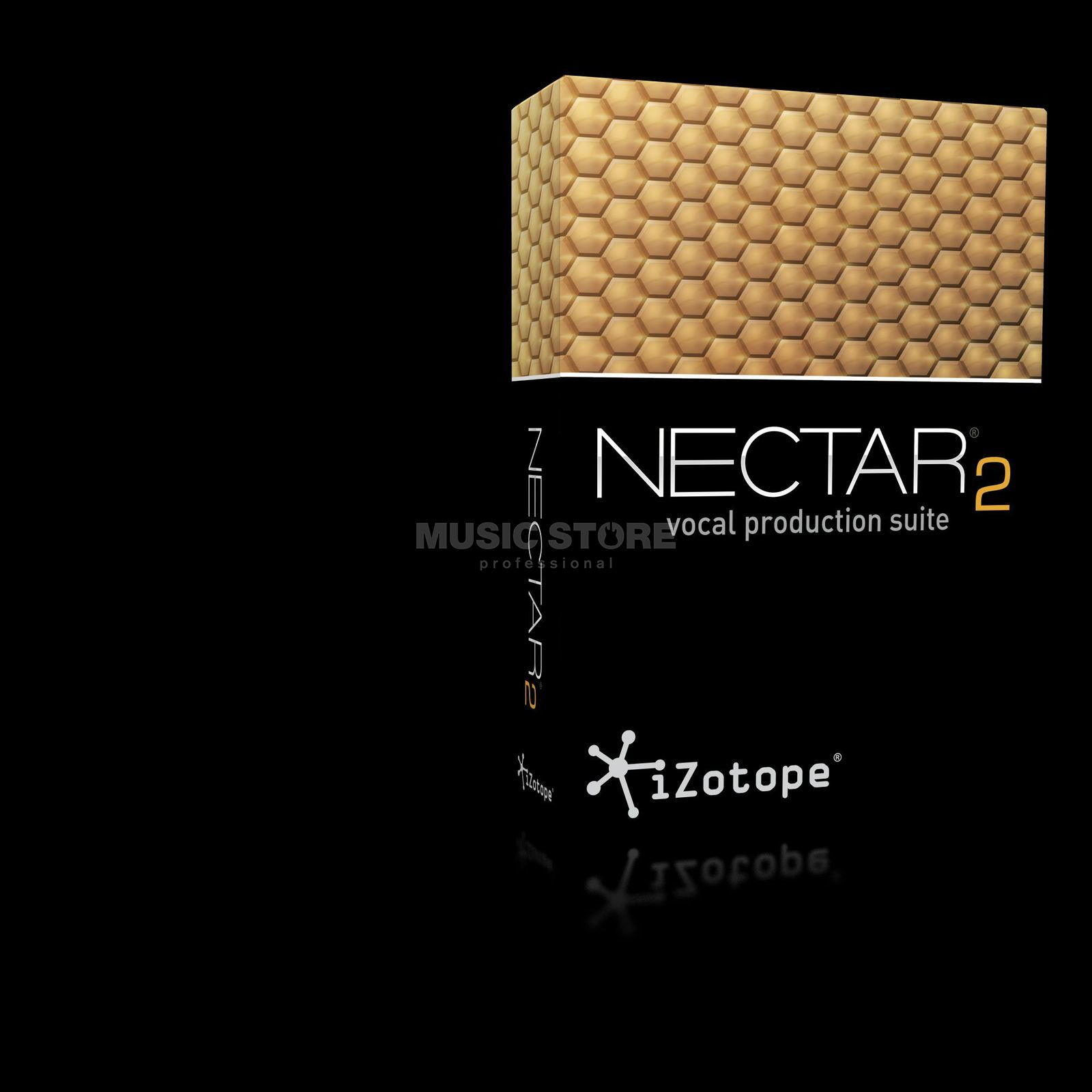 iZotope Nectar 2 Production Suite Boxed Version Produktbild
