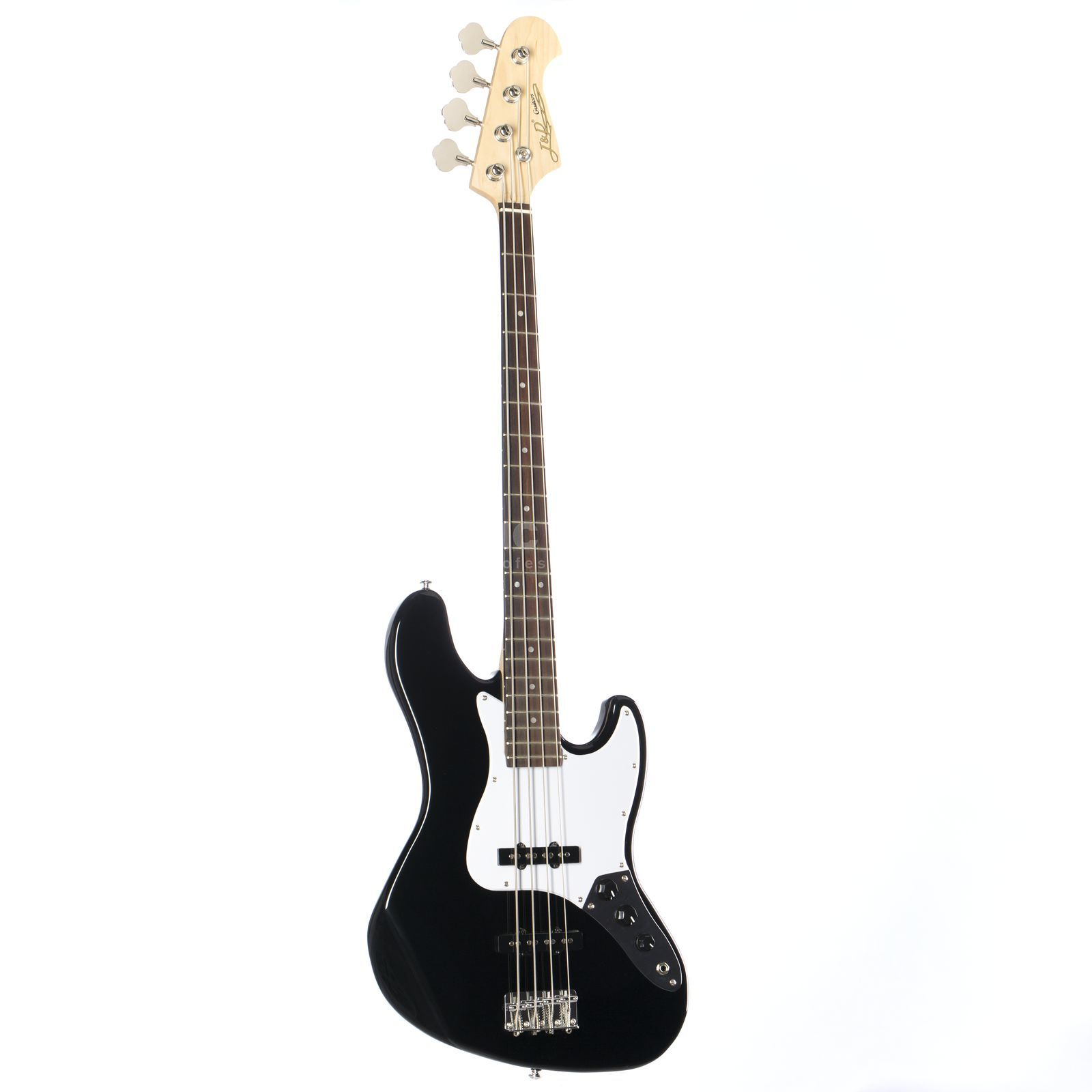 Jack & Danny Bass guitar YC-JB Black Product Image