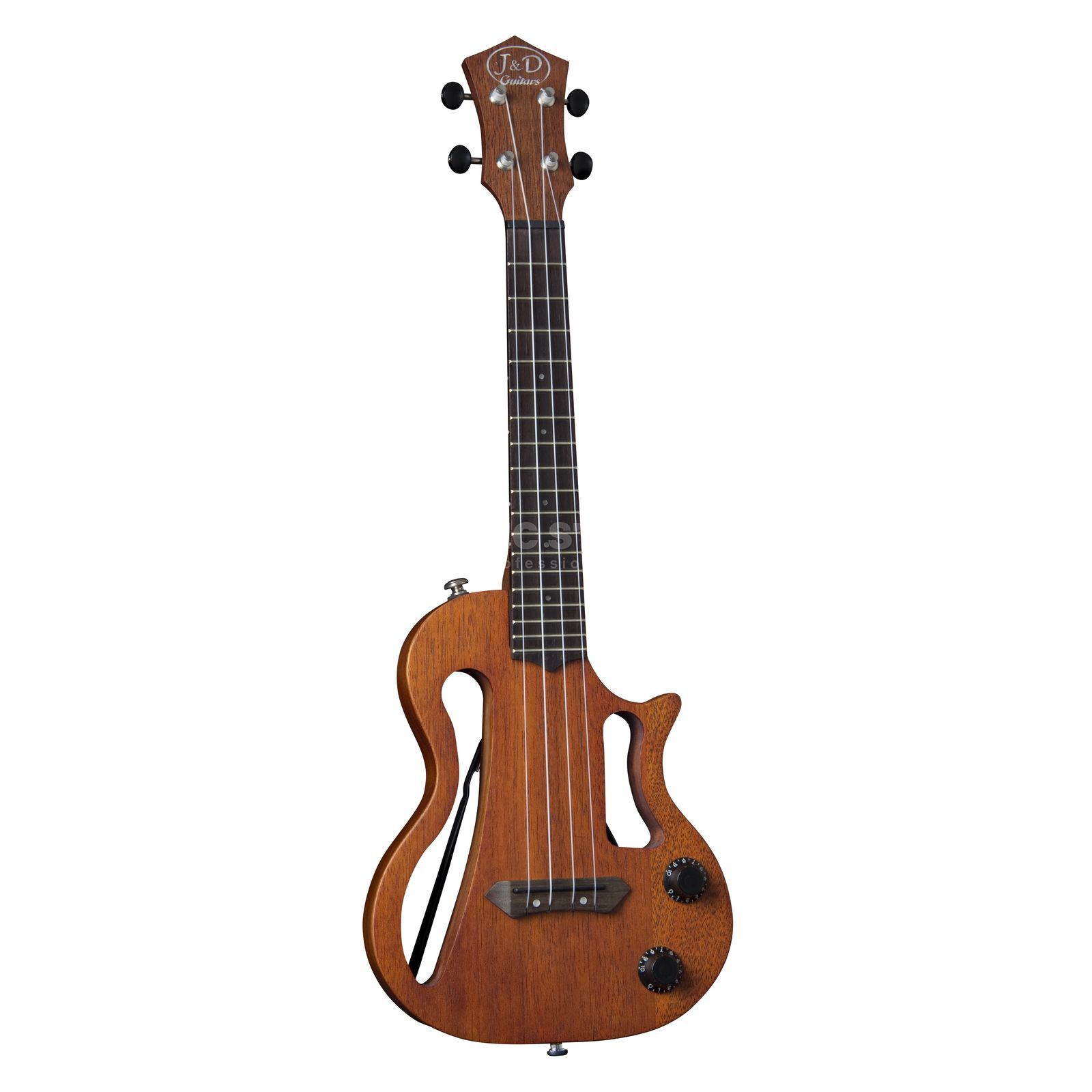 Jack & Danny Electric Thinline Ukulele Produktbild