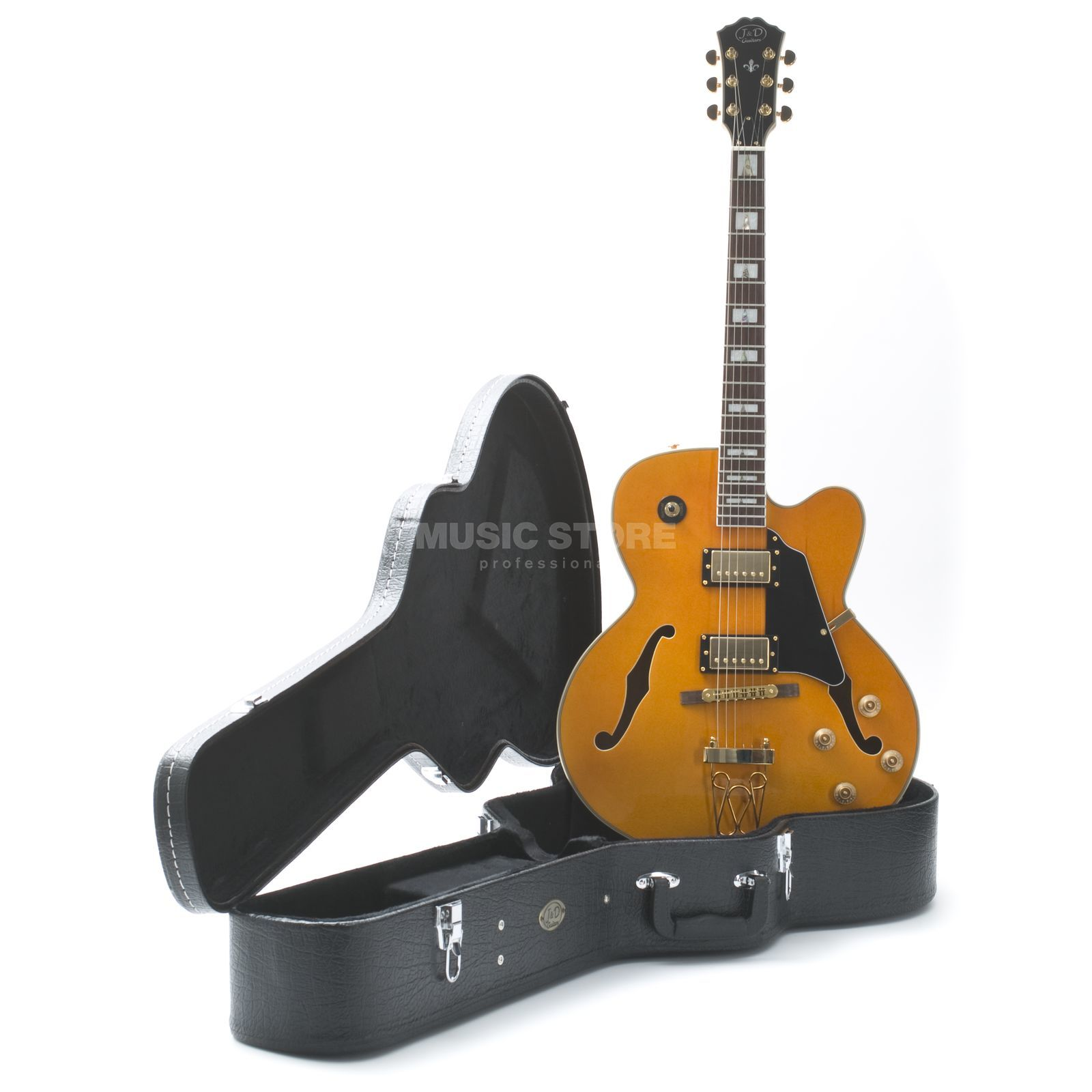 Jack & Danny SA 10 HB Honey Burst  Product Image