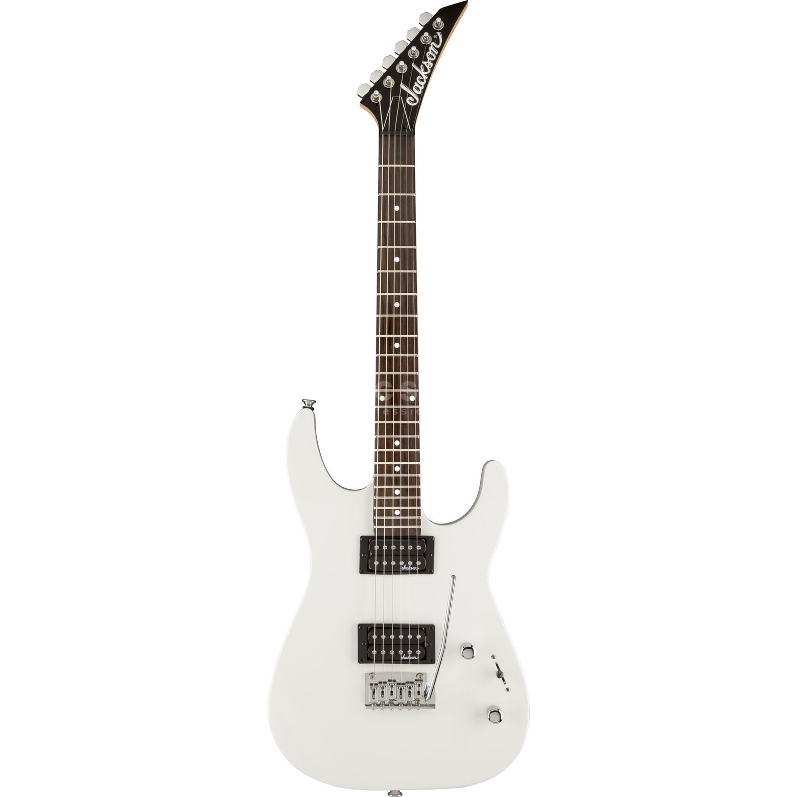 Jackson JS11 Dinky RW 22 WH White Produktbillede